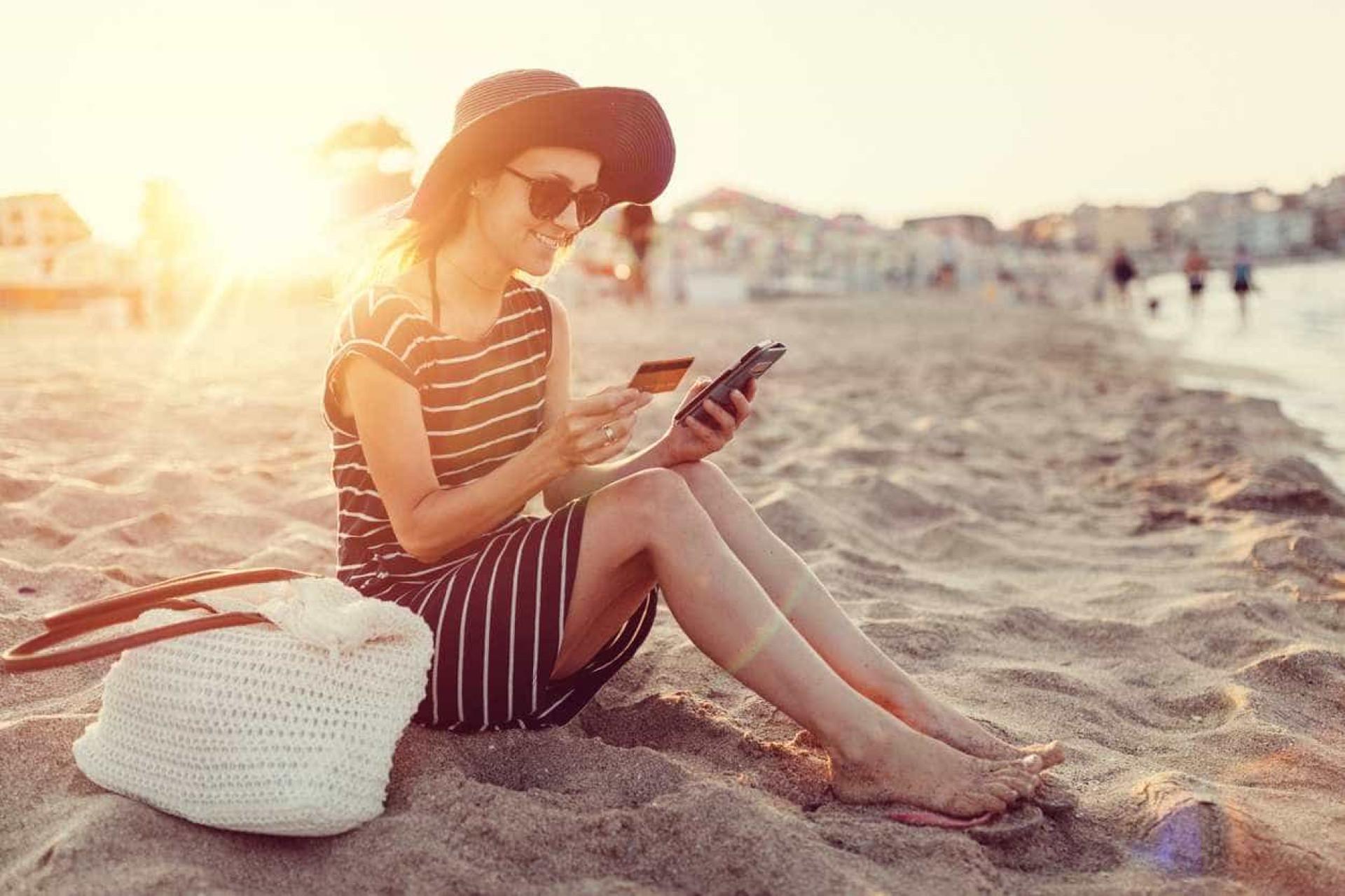 Estas são as apps obrigatórias para uma ida à praia