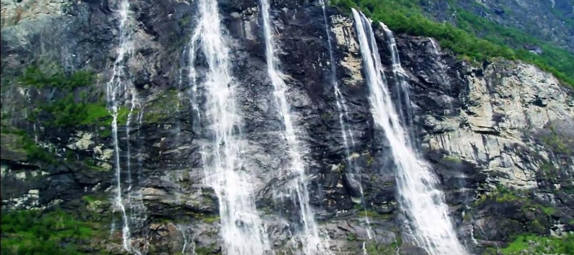 As cataratas mais altas do mundo