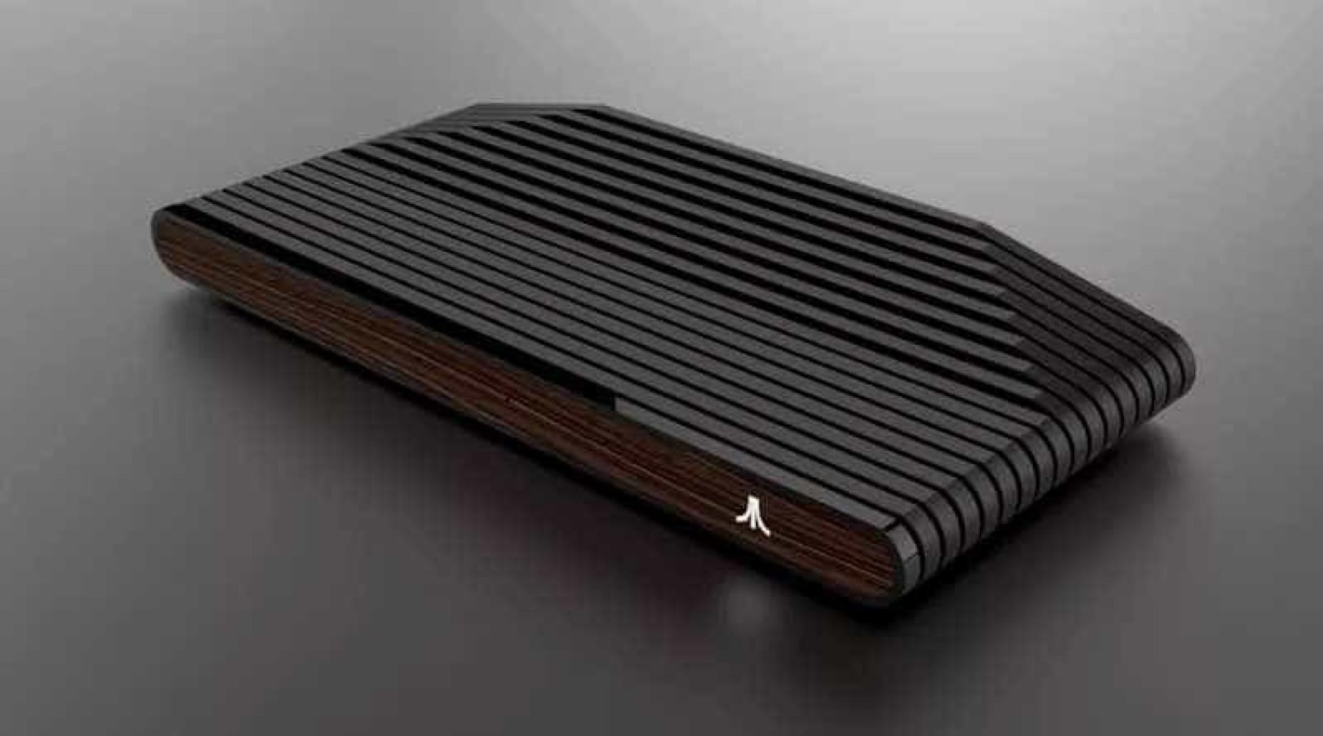 A nova Atari vai mudar a sua ideia de consola de jogos