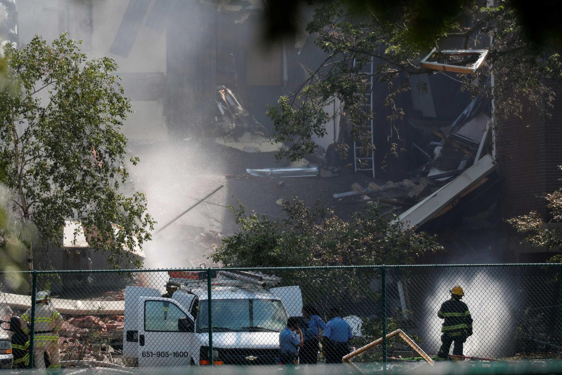Explosão em colégio em Mineápolis faz cinco feridos e dois desaparecidos