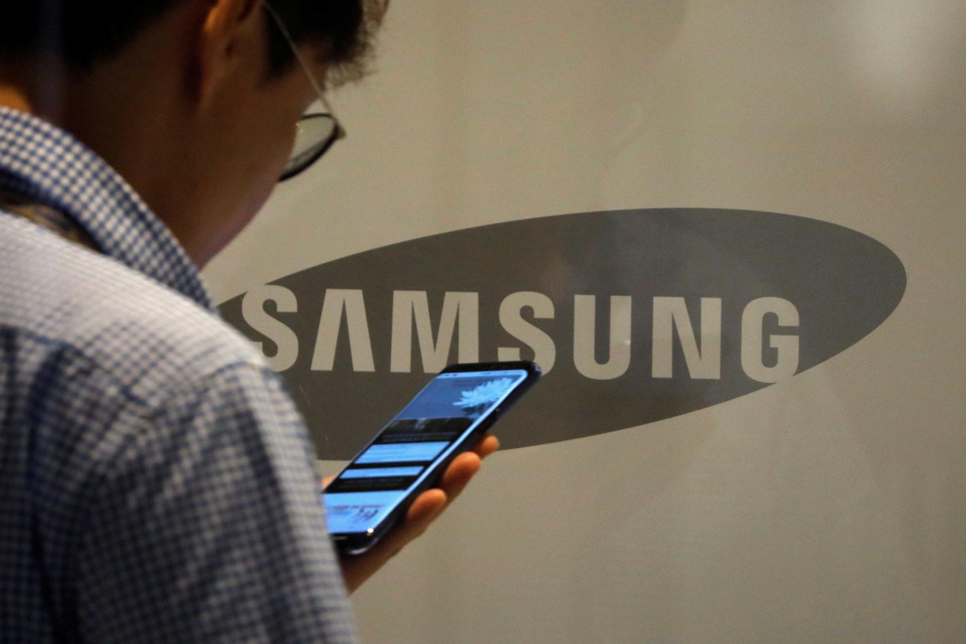 Patente. Novo Samsung pode ter a mesma opção do iPhone X