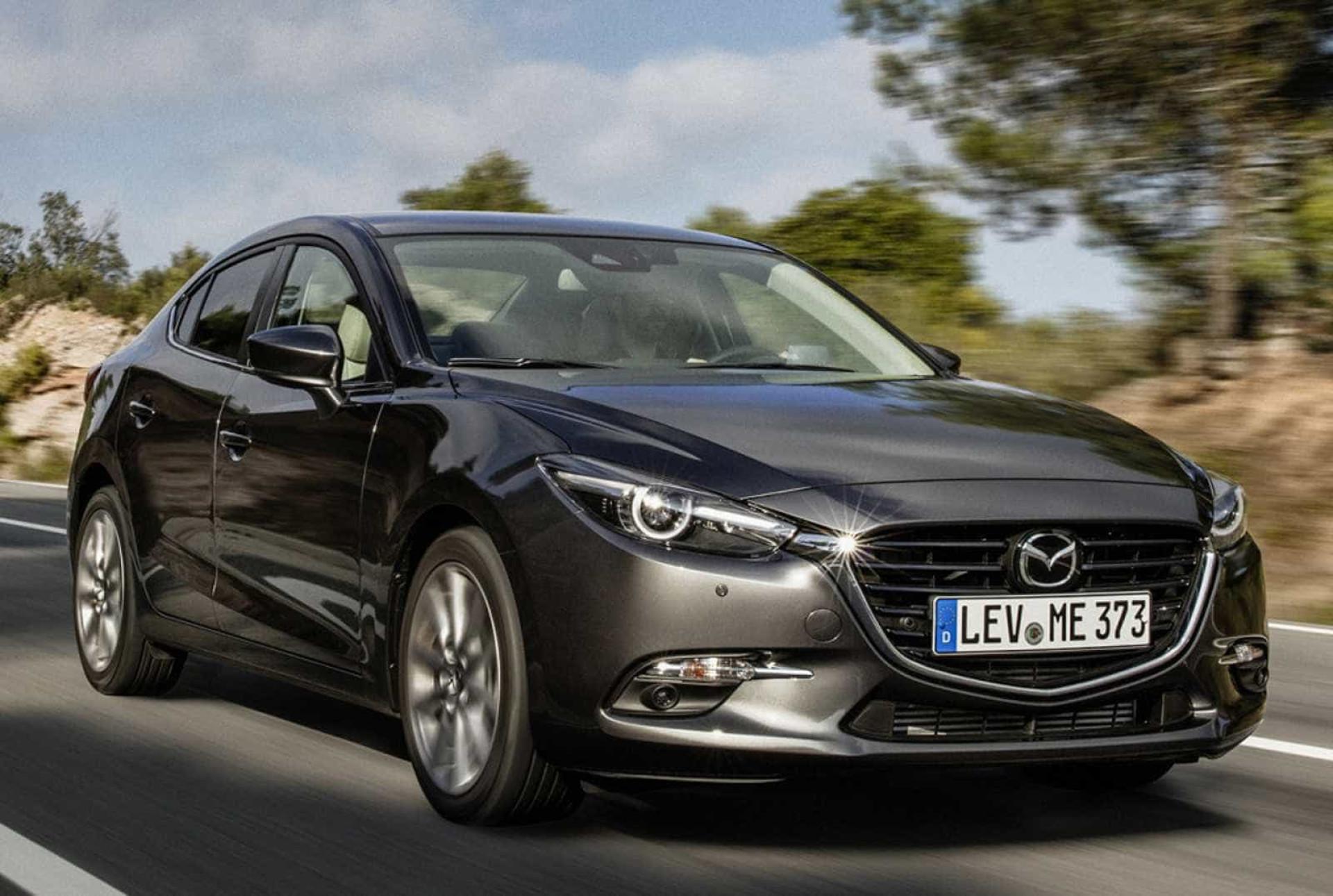 Já conhece o renovado Mazda 3?