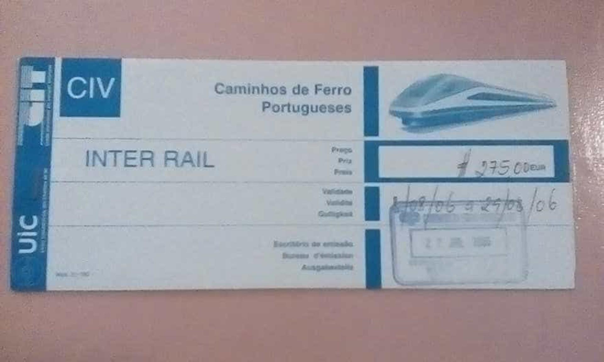 Interrail: A grande aventura continua 45 anos depois