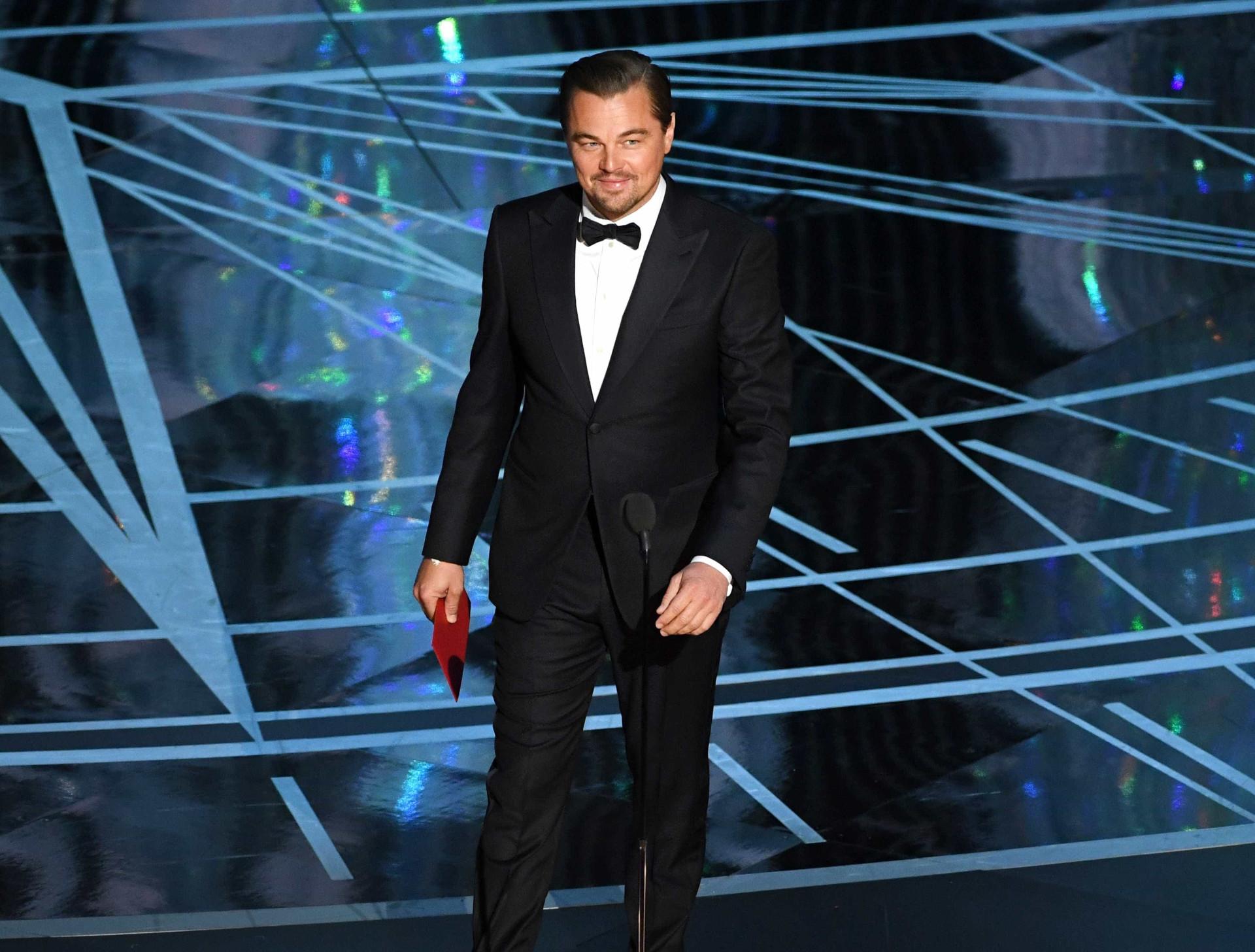Estará o coração de Leonardo DiCaprio de novo preenchido?