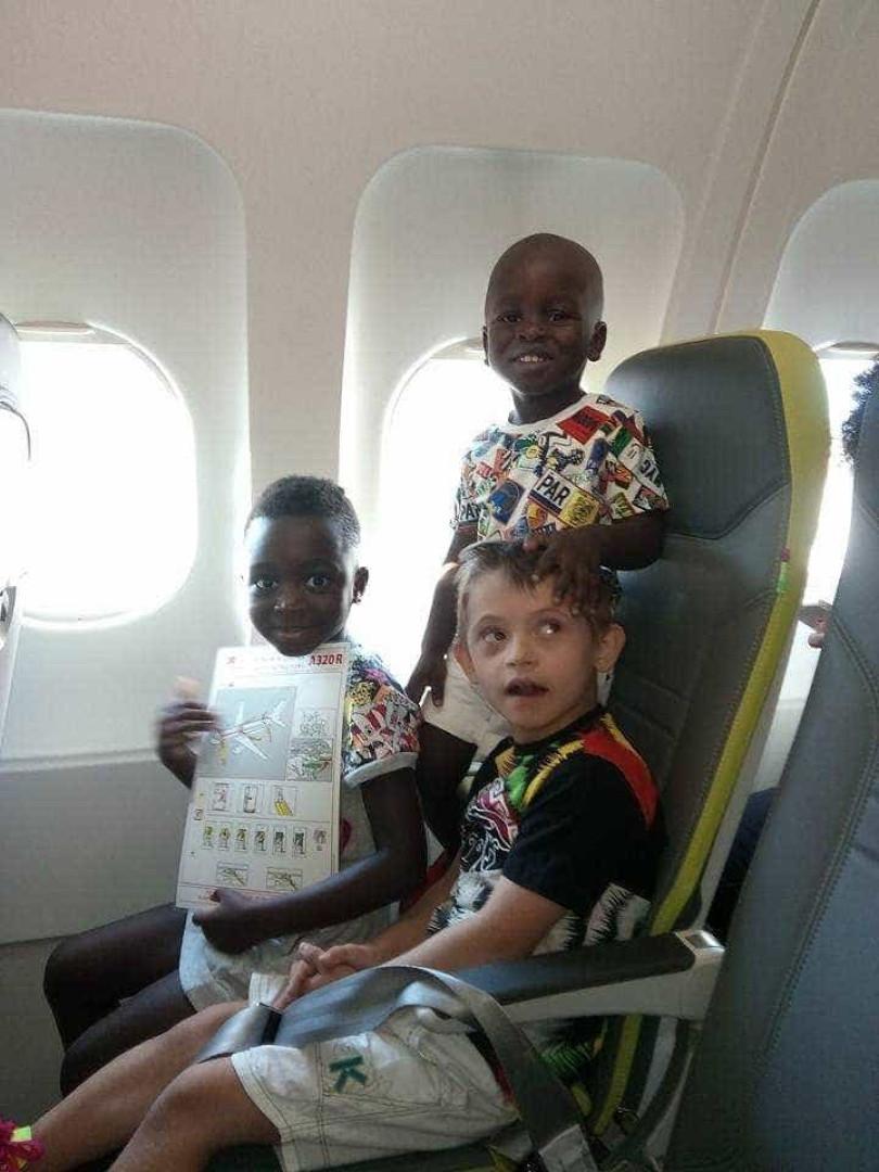A caminho das férias, Beauté prepara surpresa especial para os filhos