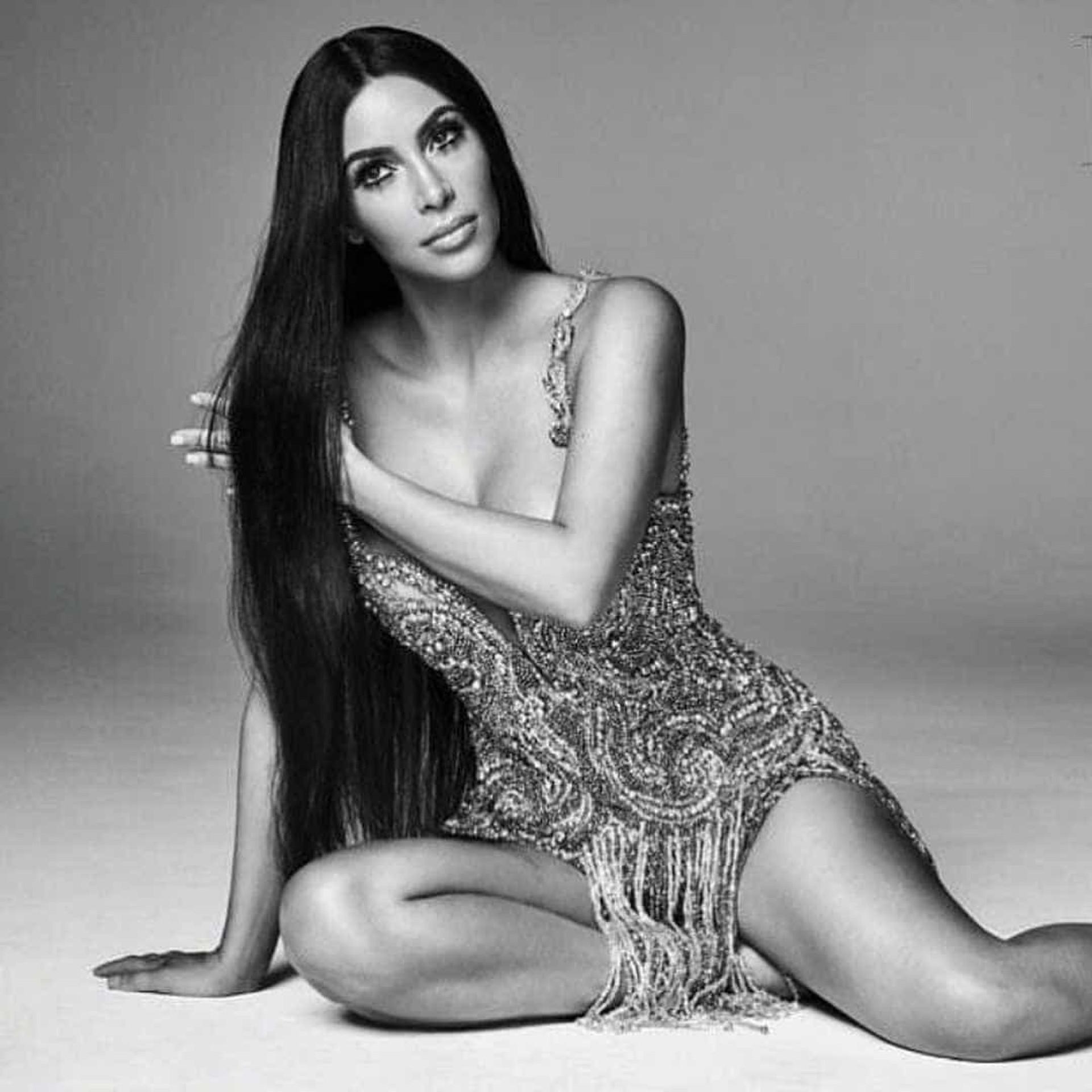"Kim homenageia o seu ídolo: ""Sou obcecada por ela"""