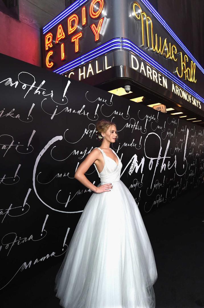 Será este o vestido mais bonito de sempre de Jennifer Lawrence?