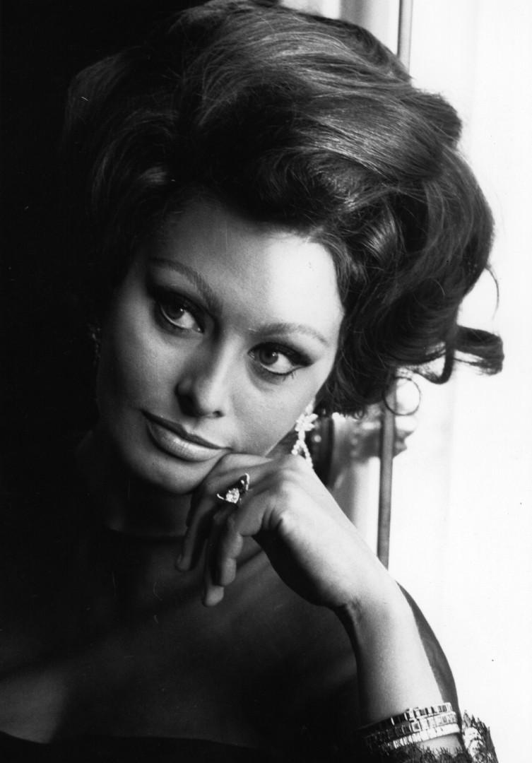 Mais de uma década depois, Sophia Loren regressa ao cinema