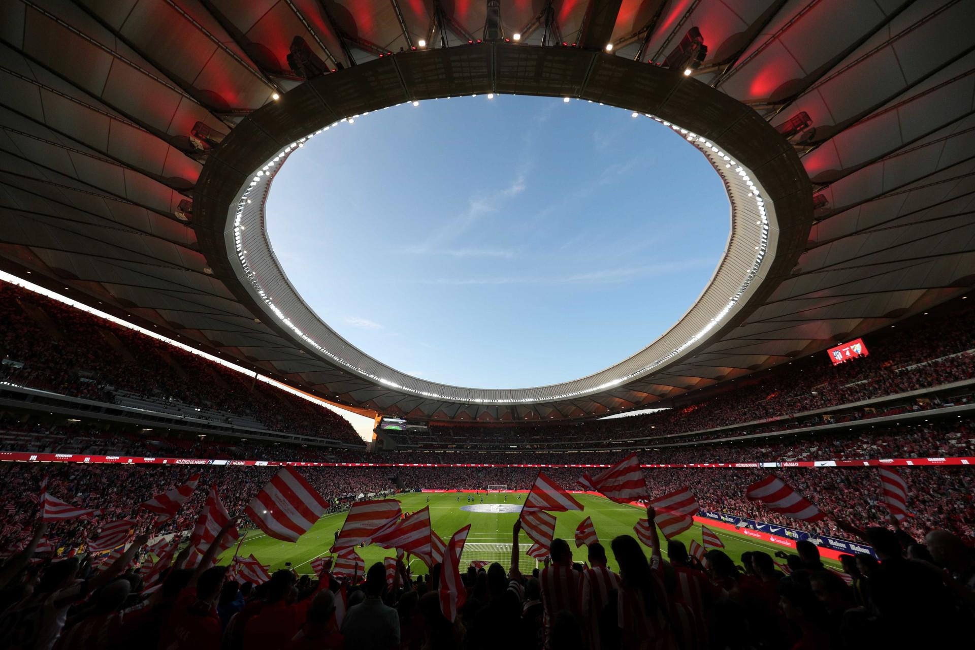 Fique com as melhores imagens da inauguração do Wanda Metropolitano
