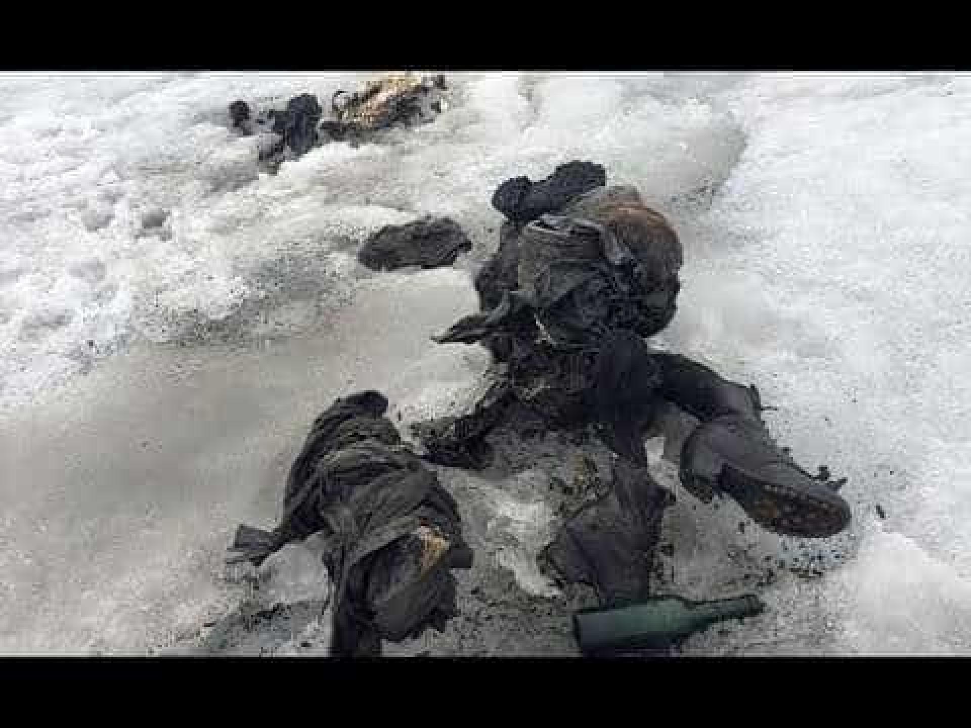 Degelo vai continuar a revelar corpos e a desvendar desaparecimentos