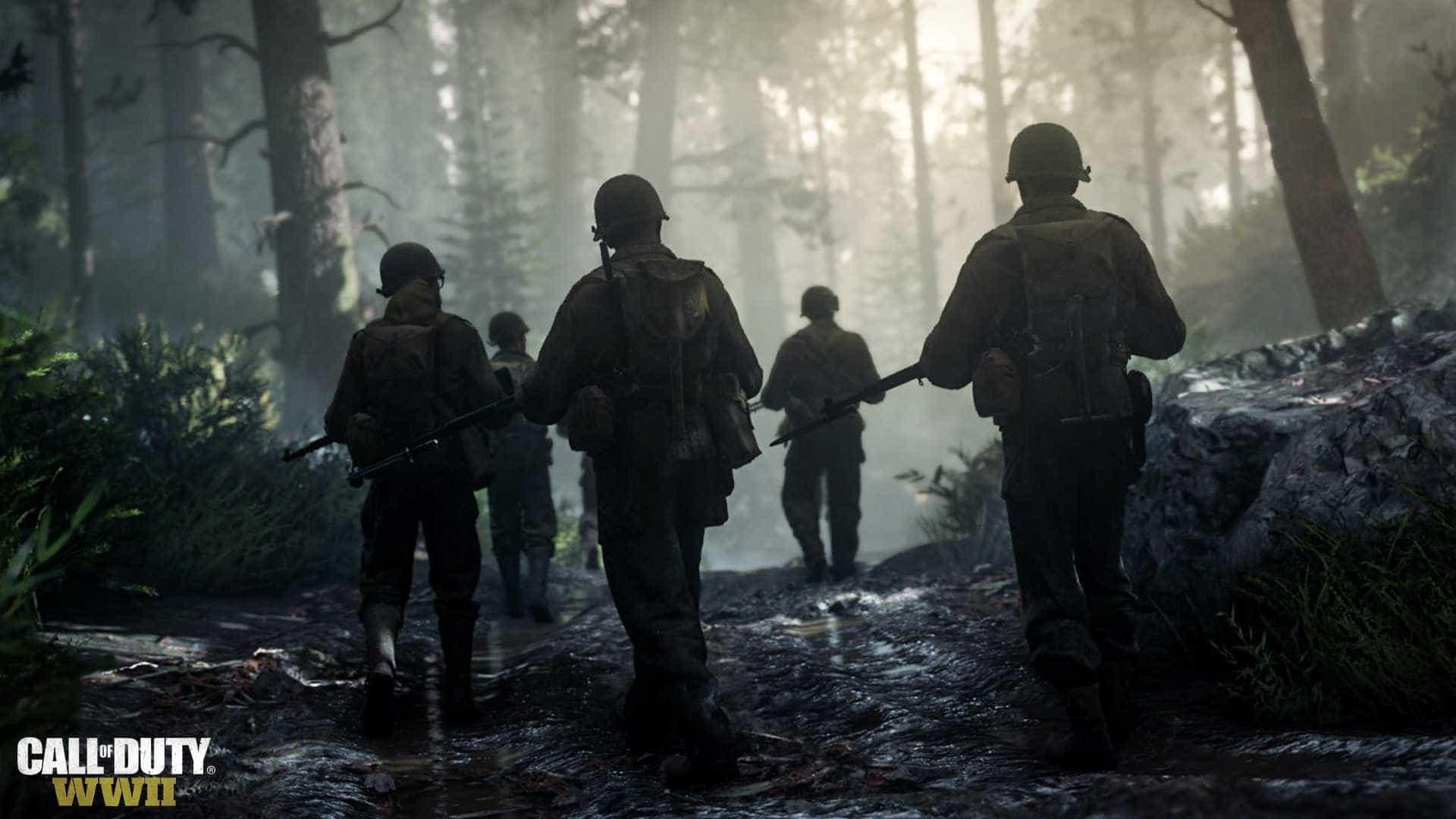 'Call of Duty' está de regresso à II Guerra Mundial. Veja o novo trailer