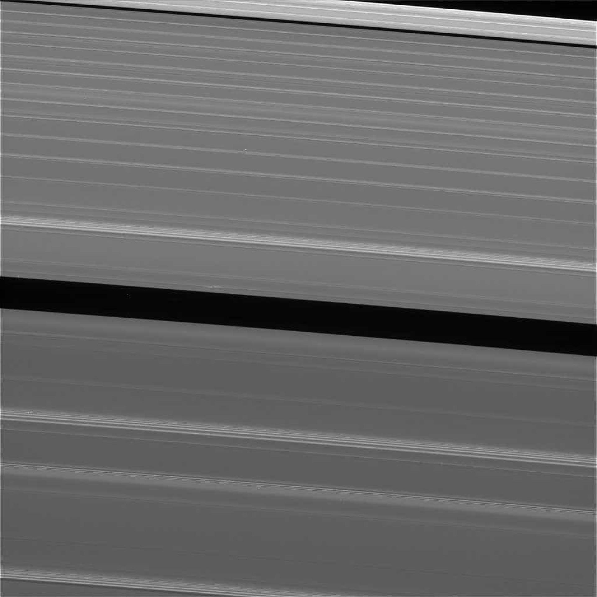 Estas foram as últimas imagens de Saturno captadas pela Cassini