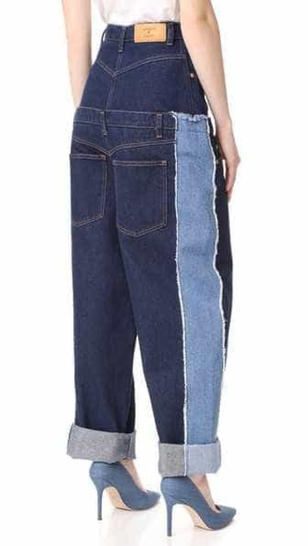 Moda volta a 'dar cartas': Por 580 euros, pode ter estes jeans duplos