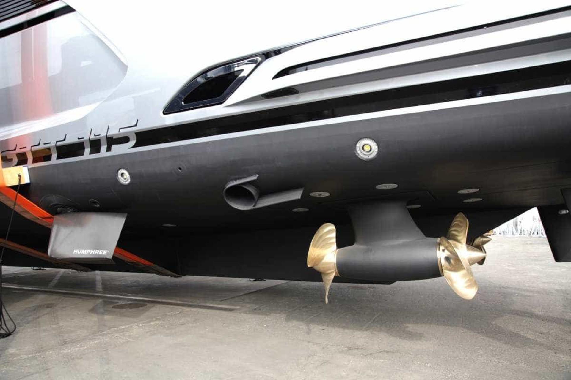 Veja o fantástico iate que a Porsche criou para dominar os mares