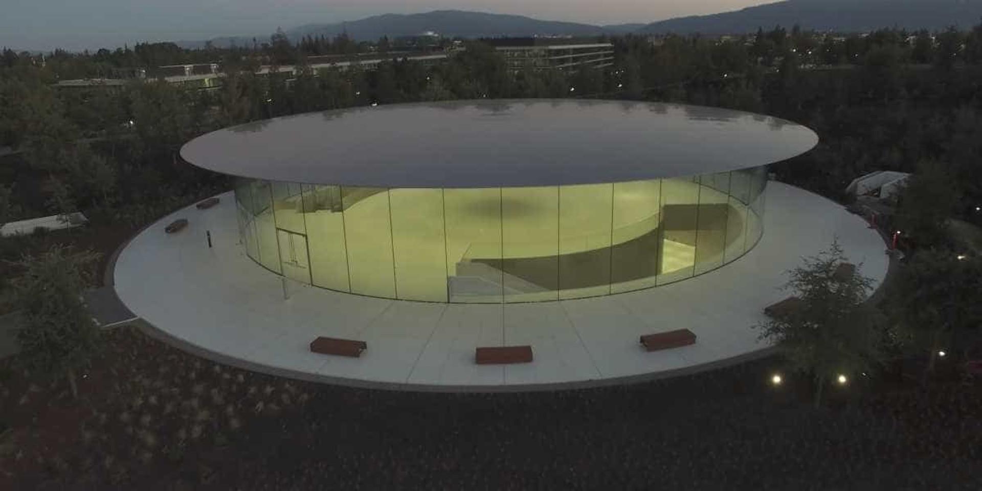 Vídeo mostra como é o final de um dia no Apple Park