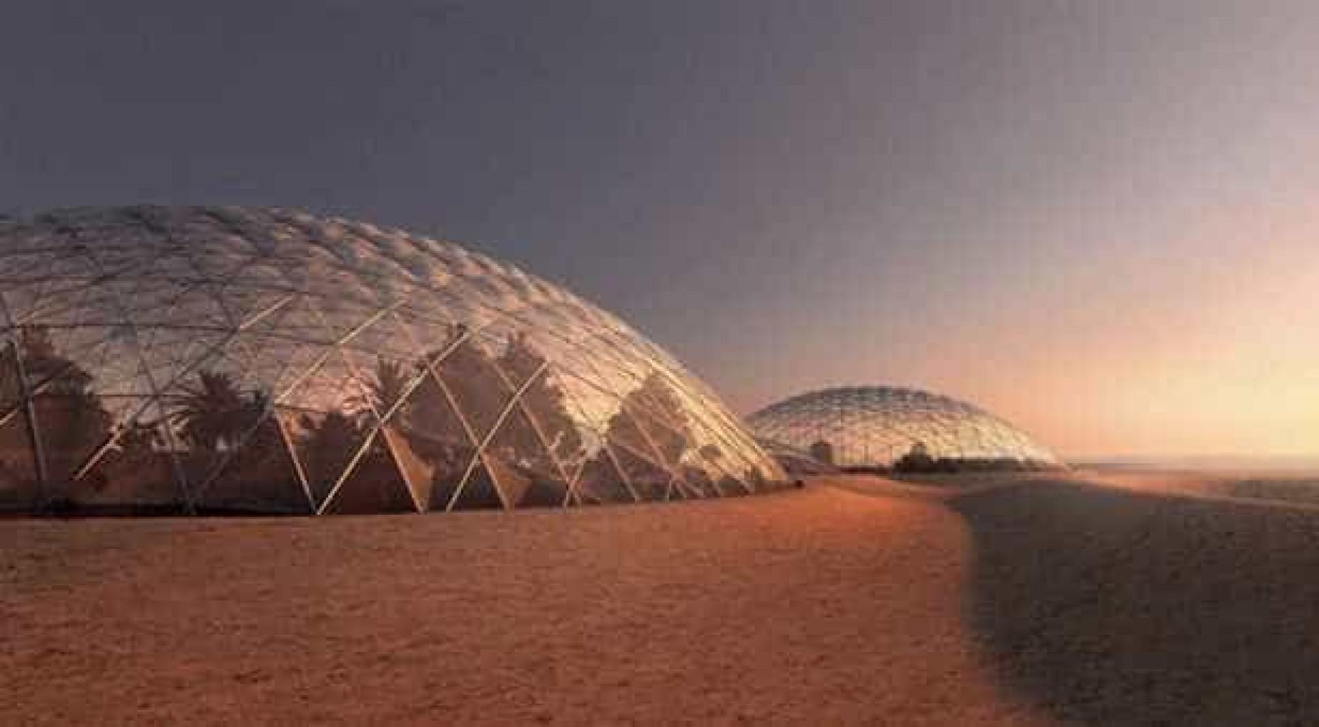 Dubai quer construir cidade no deserto para simular vida em Marte