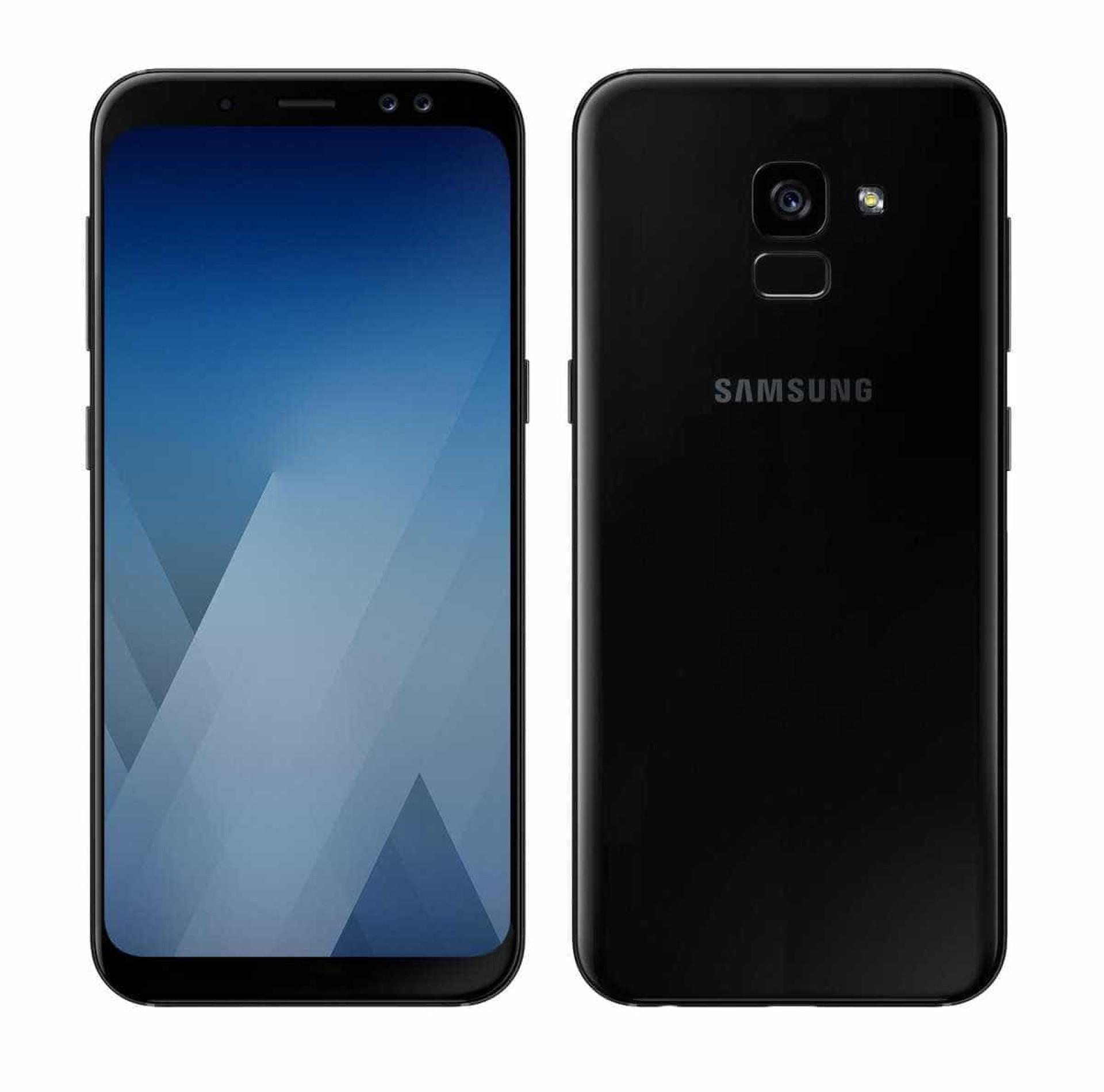 Eis a primeira imagem do Galaxy A de 2018
