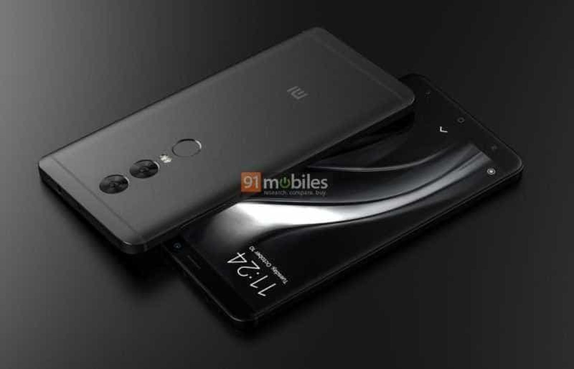 A julgar pelos rumores, o próximo Xiaomi terá este aspeto