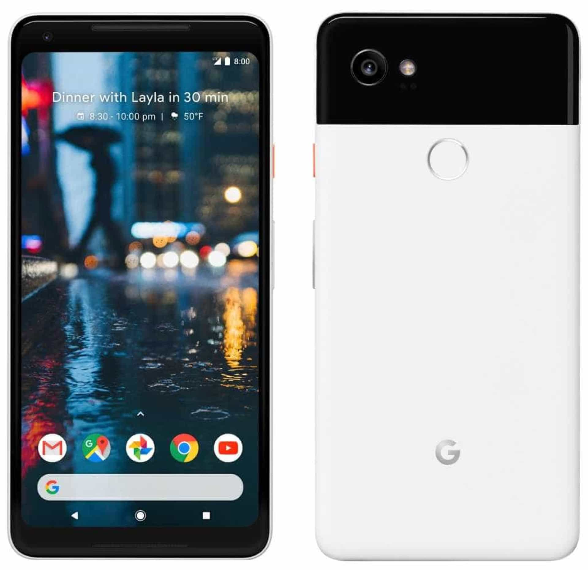 Eis o Pixel 2 XL, o próximo topo de gama da Google