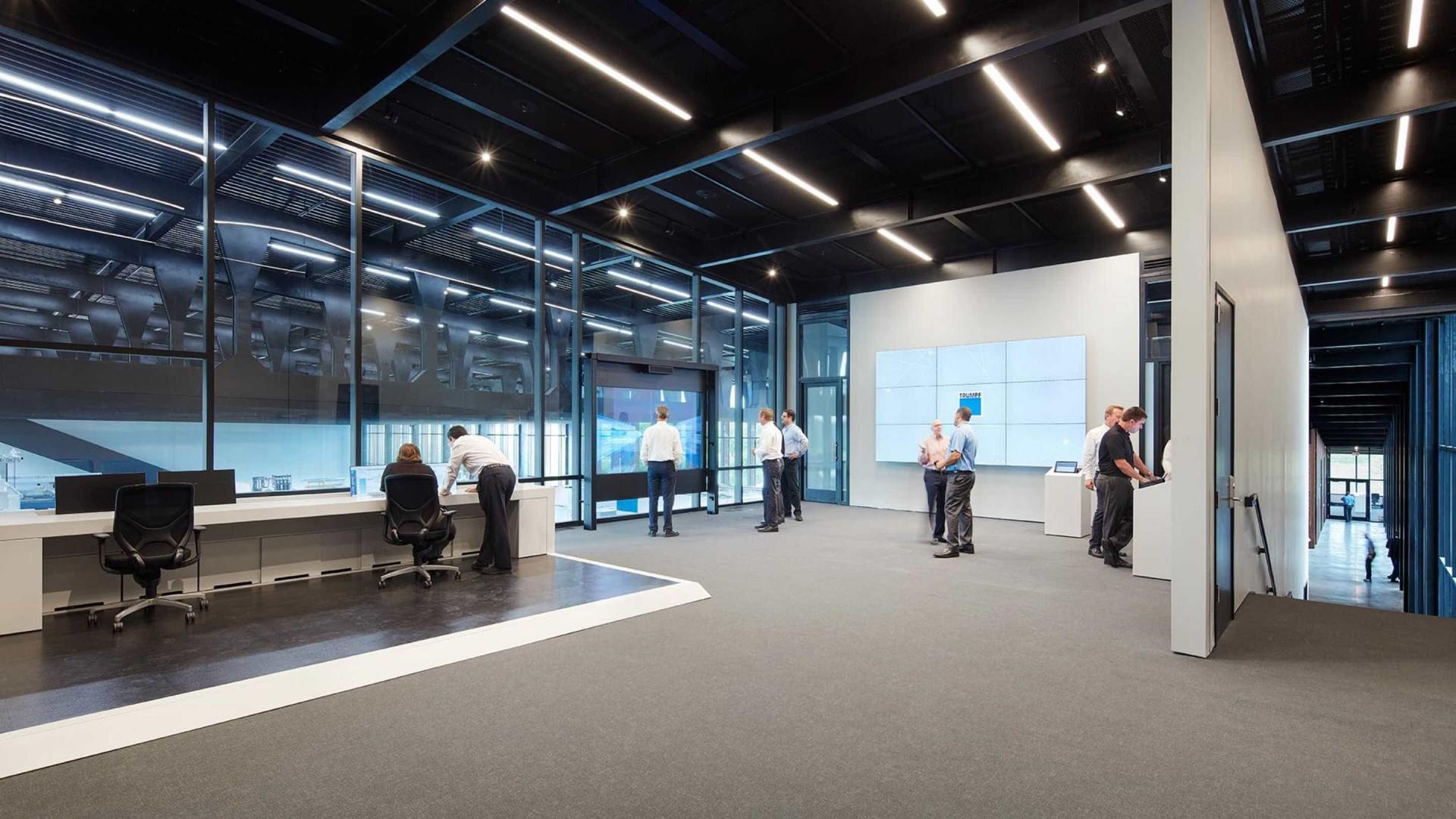 Gigante alemã Trumpf inaugura fábrica inteligente em Chicago