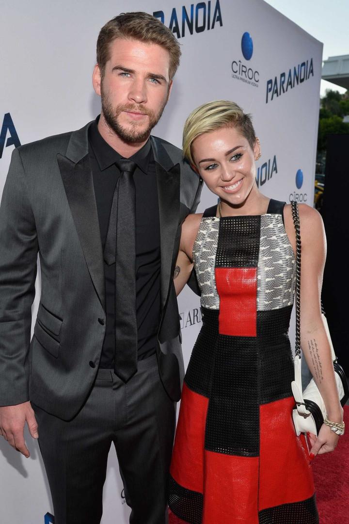 O que 'falhou' no casamento de Miley Cyrus que o impediu de ser secreto