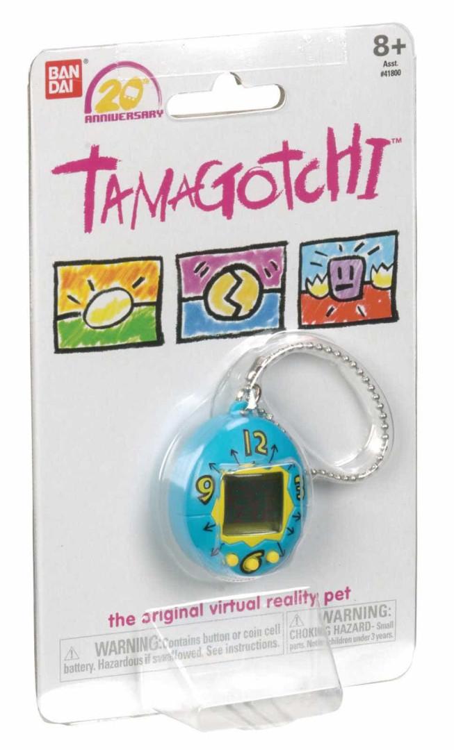 Os Tamagotchi fazem 20 anos e estão prestes a regressar