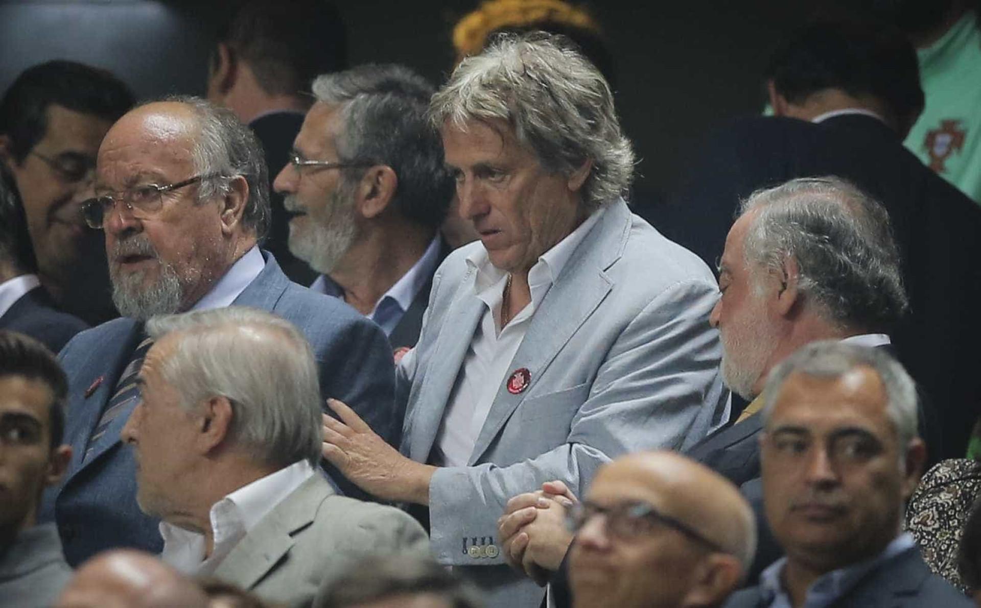 Nem Vitória, Conceição e Jesus quiseram perder a qualificação de Portugal