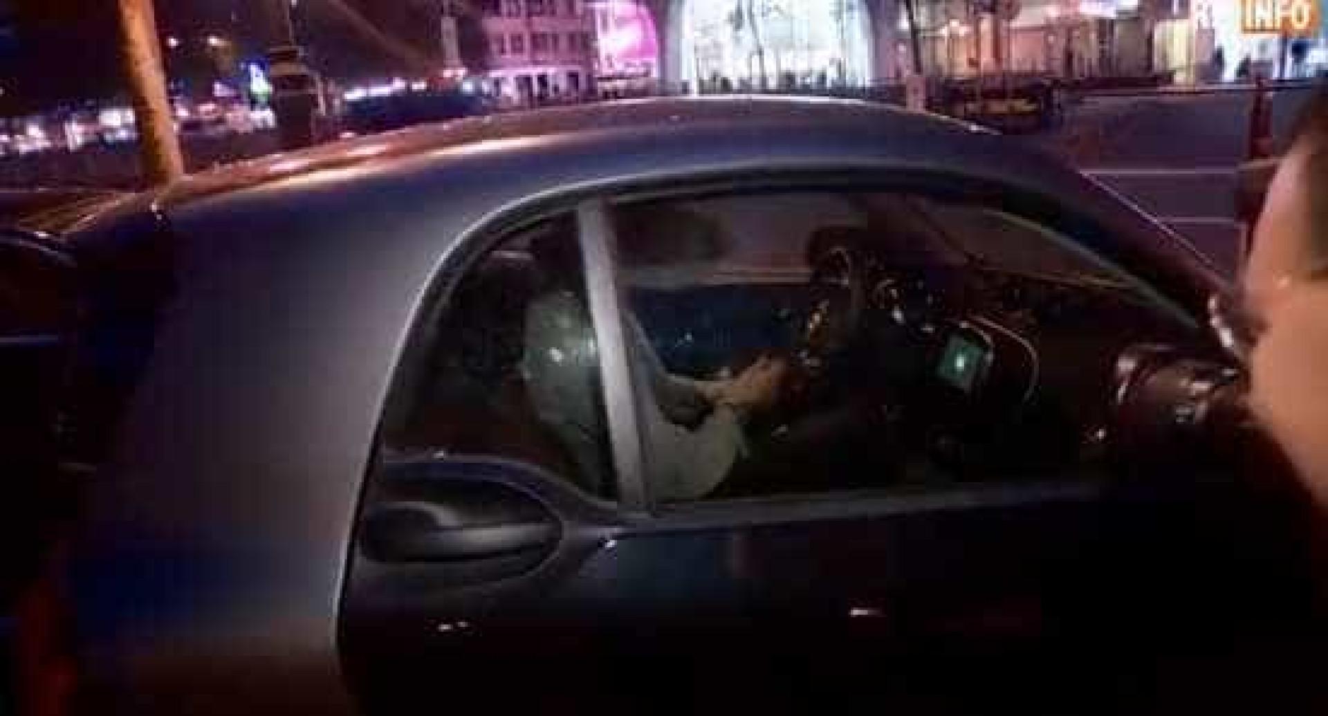 Jogador de Mourinho tentou disfarçar, mas foi apanhado no hotel do PSG