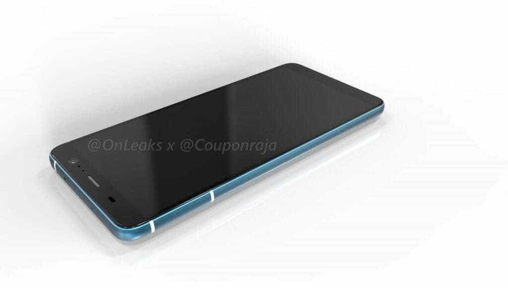 U11 Plus, o novo smartphone que a HTC não conseguiu manter secreto