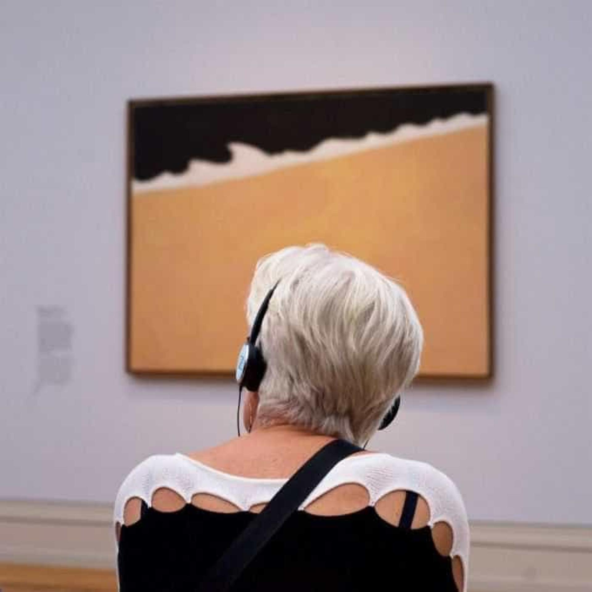 Fotógrafo passou horas no museu à espera de tirar estas fotos