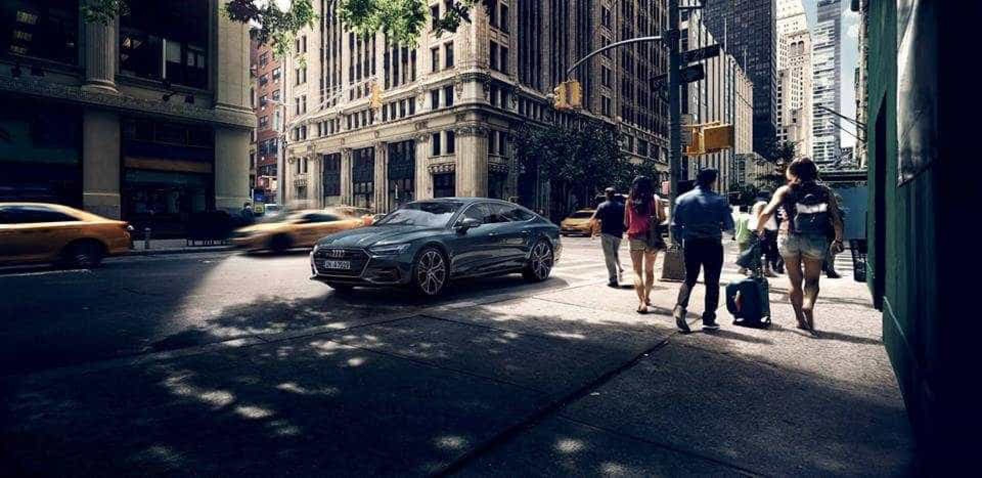 Ansioso pelo Audi A7? Aqui estão as primeiras imagens oficiais