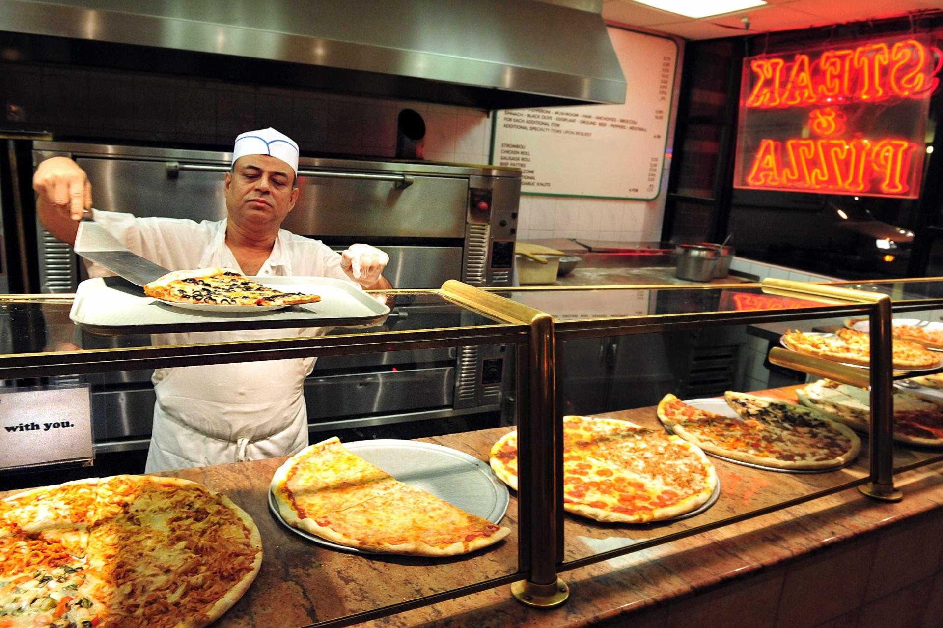 Acha que sabe tudo sobre pizza?