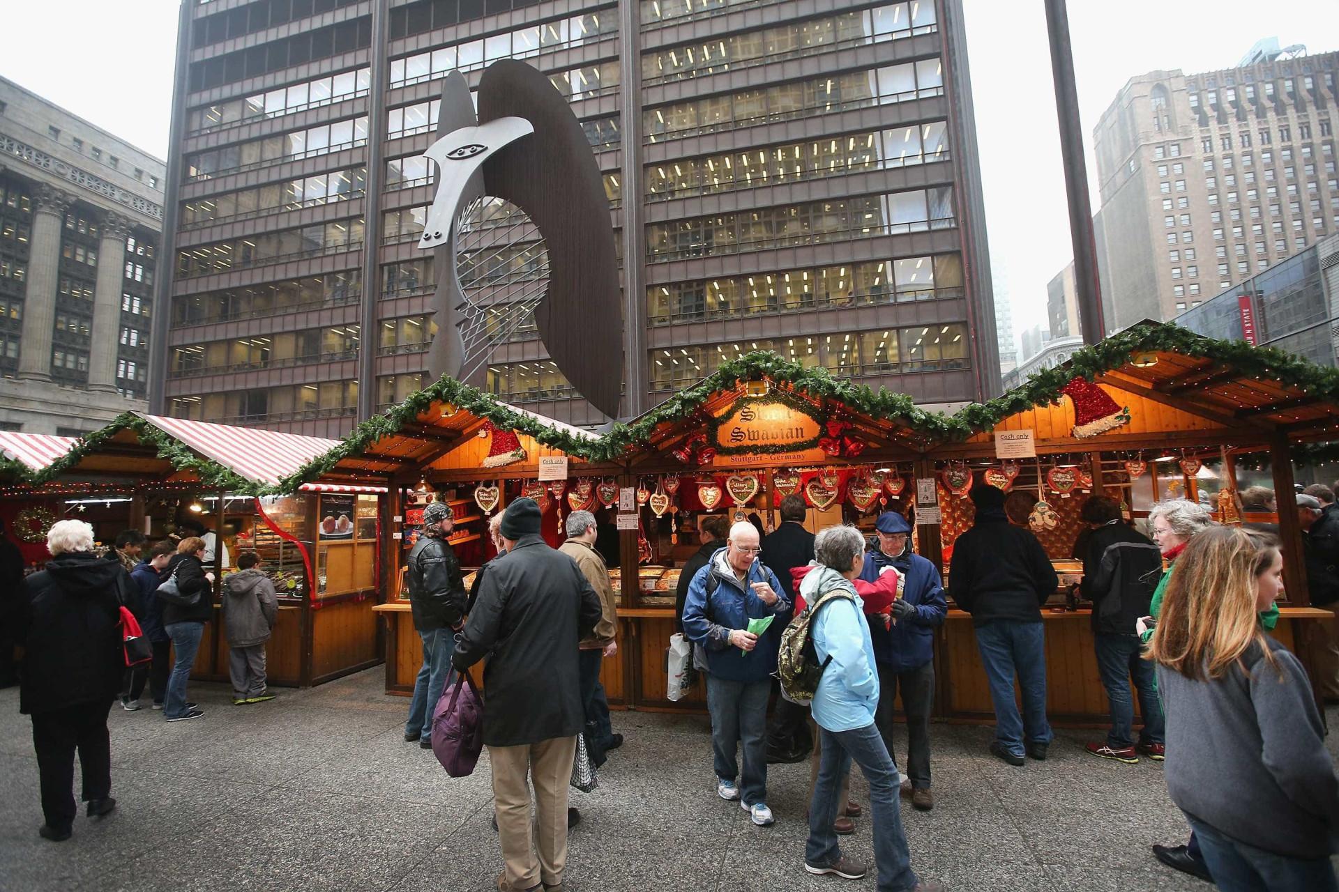 Estas são as mais populares feiras de Natal do mundo
