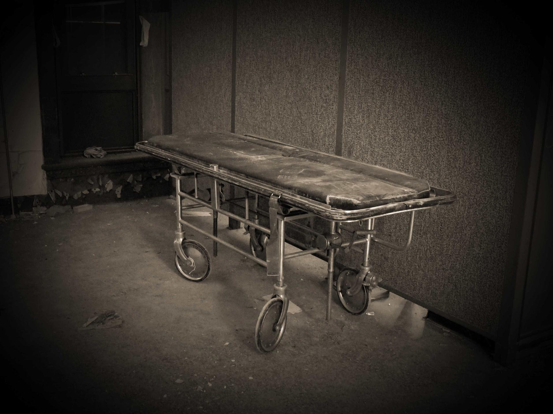 Greystone Park, histórias assustadoras de um manicómio