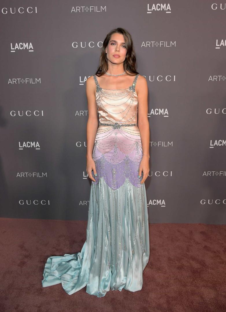 Revista alega que Pitt mantém uma relação com filha da princesa do Mónaco