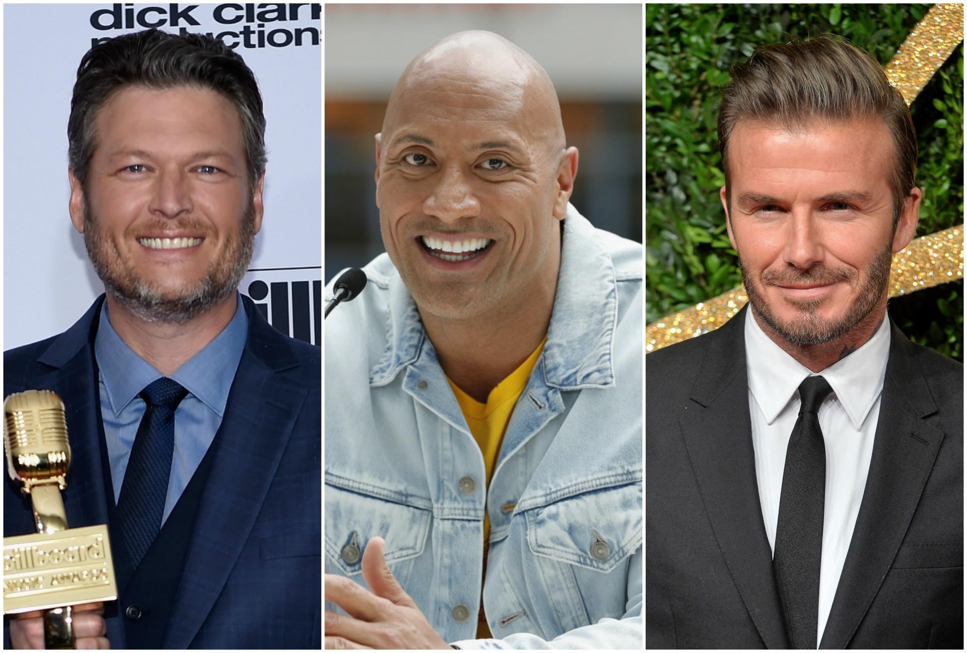 Relembre os homens mais sexy do mundo dos últimos 30 anos