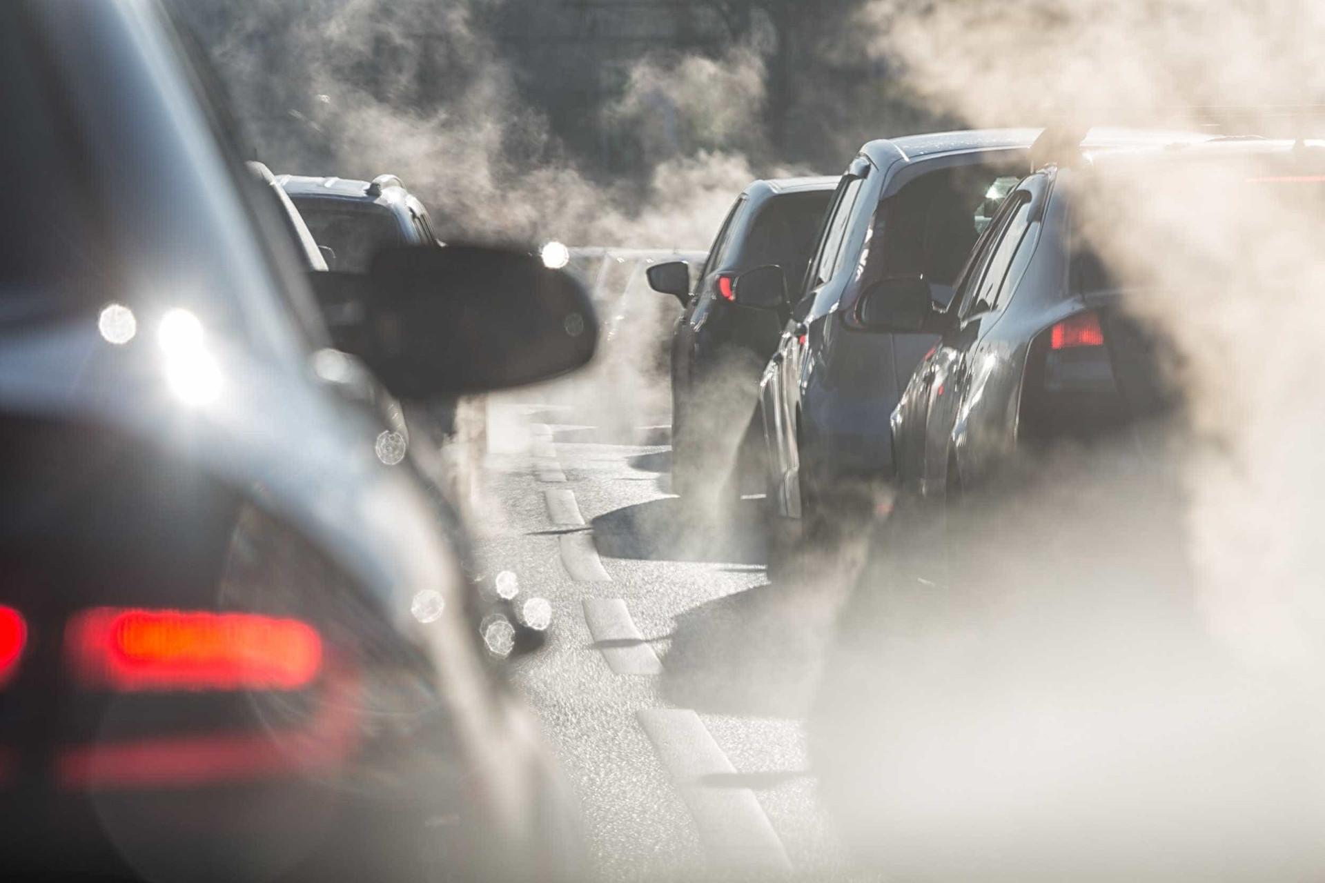Os números assustadores da poluição mundial
