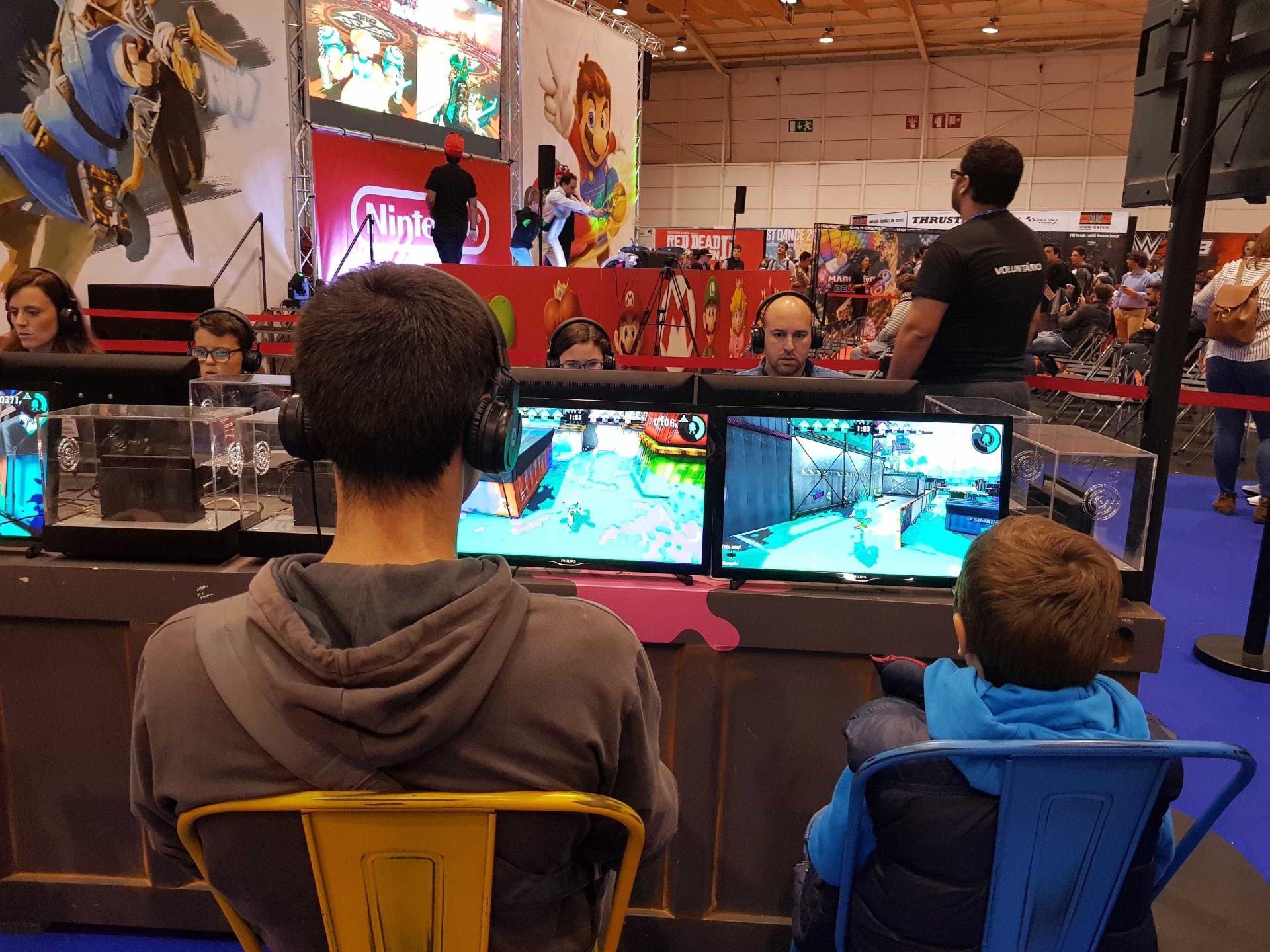 E assim foi mais uma edição do Lisboa Games Week. Veja as imagens