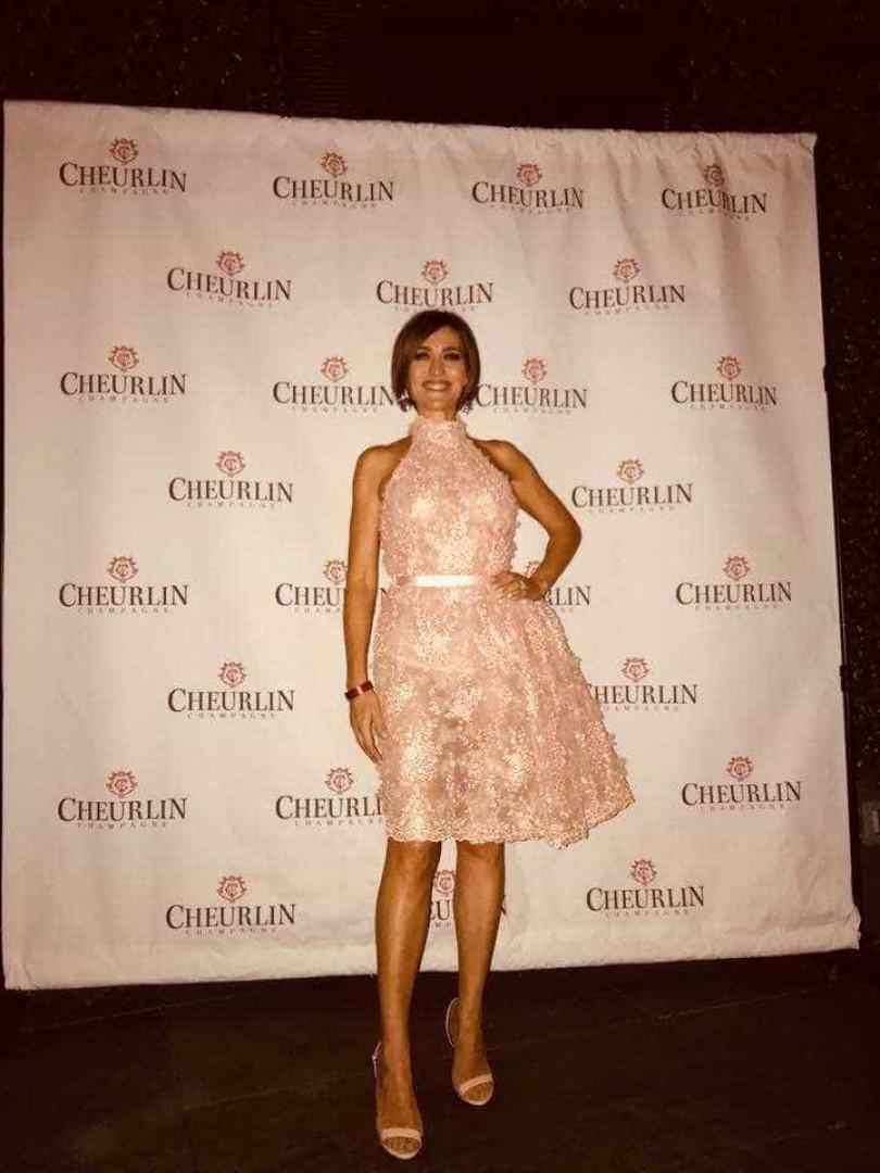Fátima Lopes mostra visual da festa após Emmys e recebe elogios