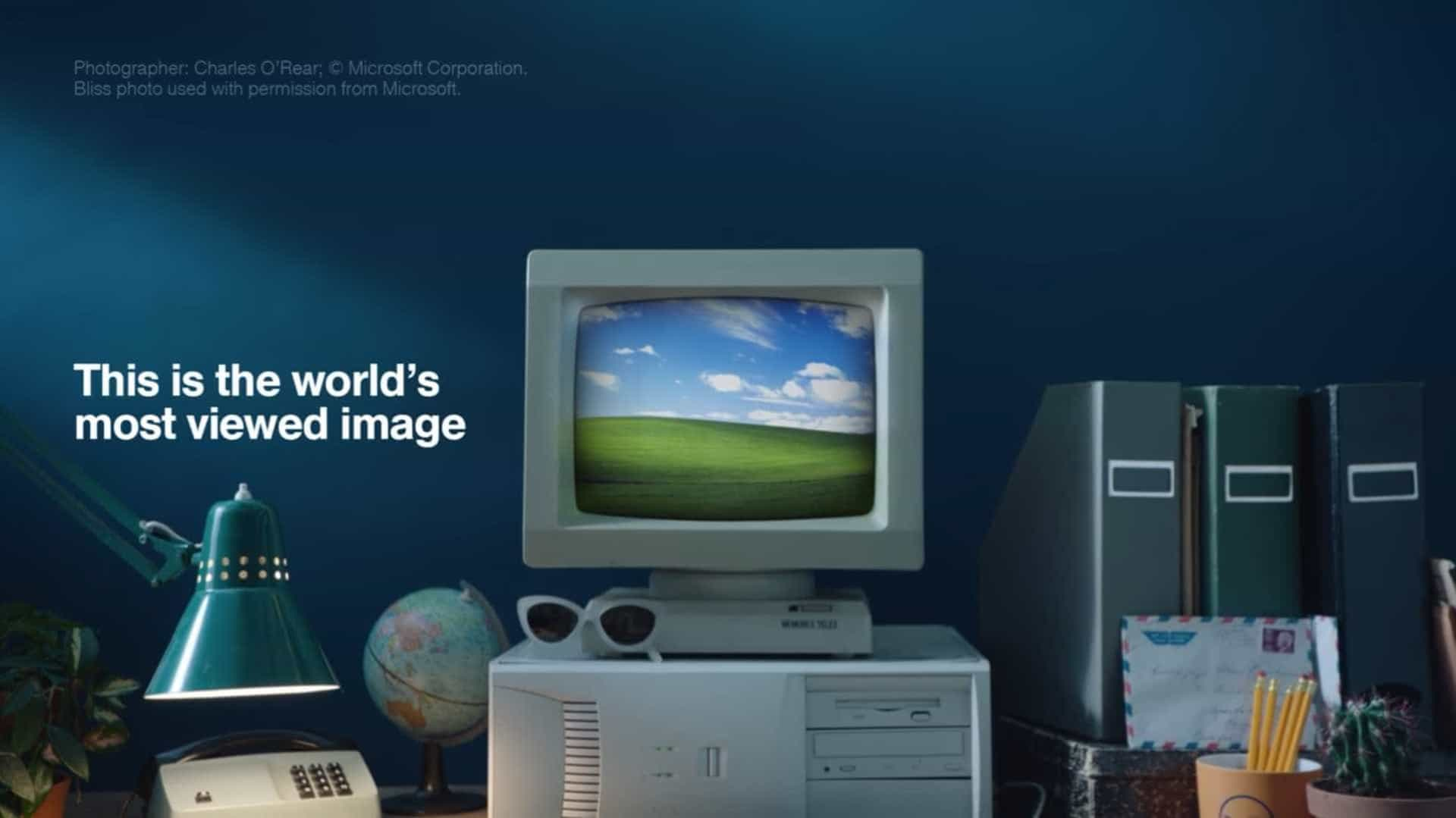 Autor do 'wallpaper' do Windows XP tem novos fundos para si