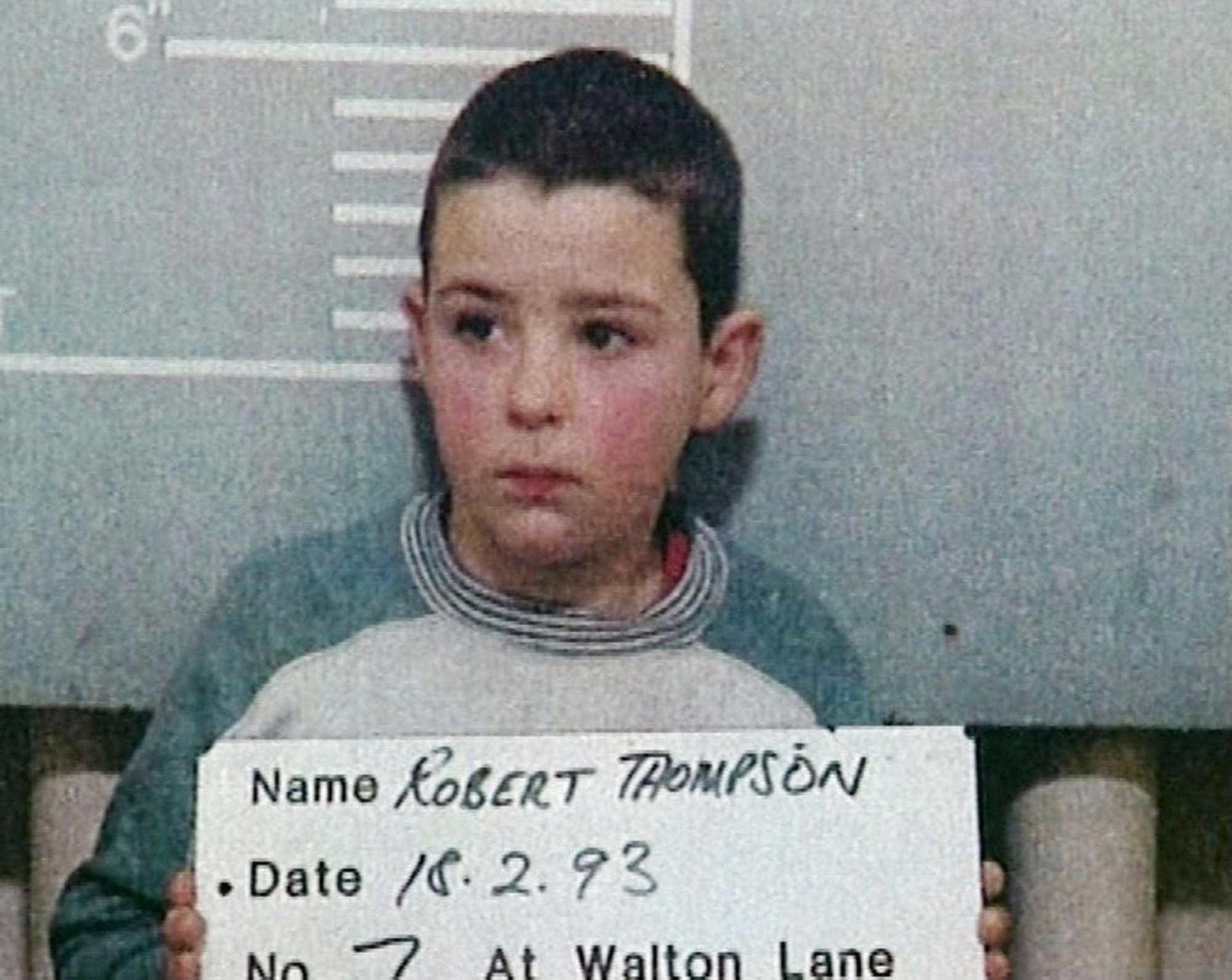 Um dos assassinos de James Bulger voltou a ser preso
