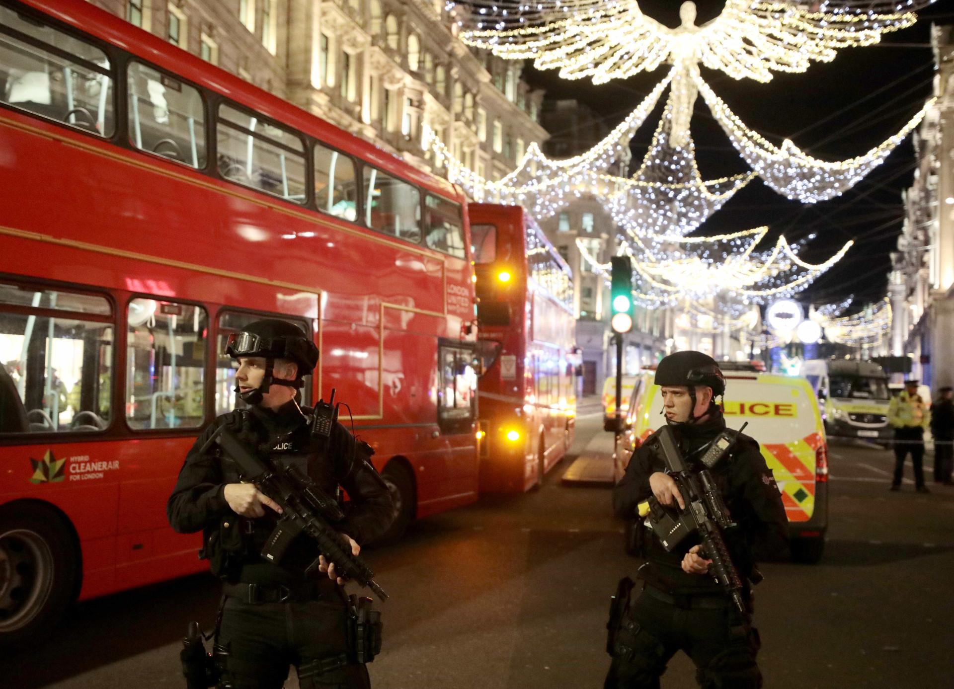 Londres regressa à normalidade após 'susto' em estações de metro