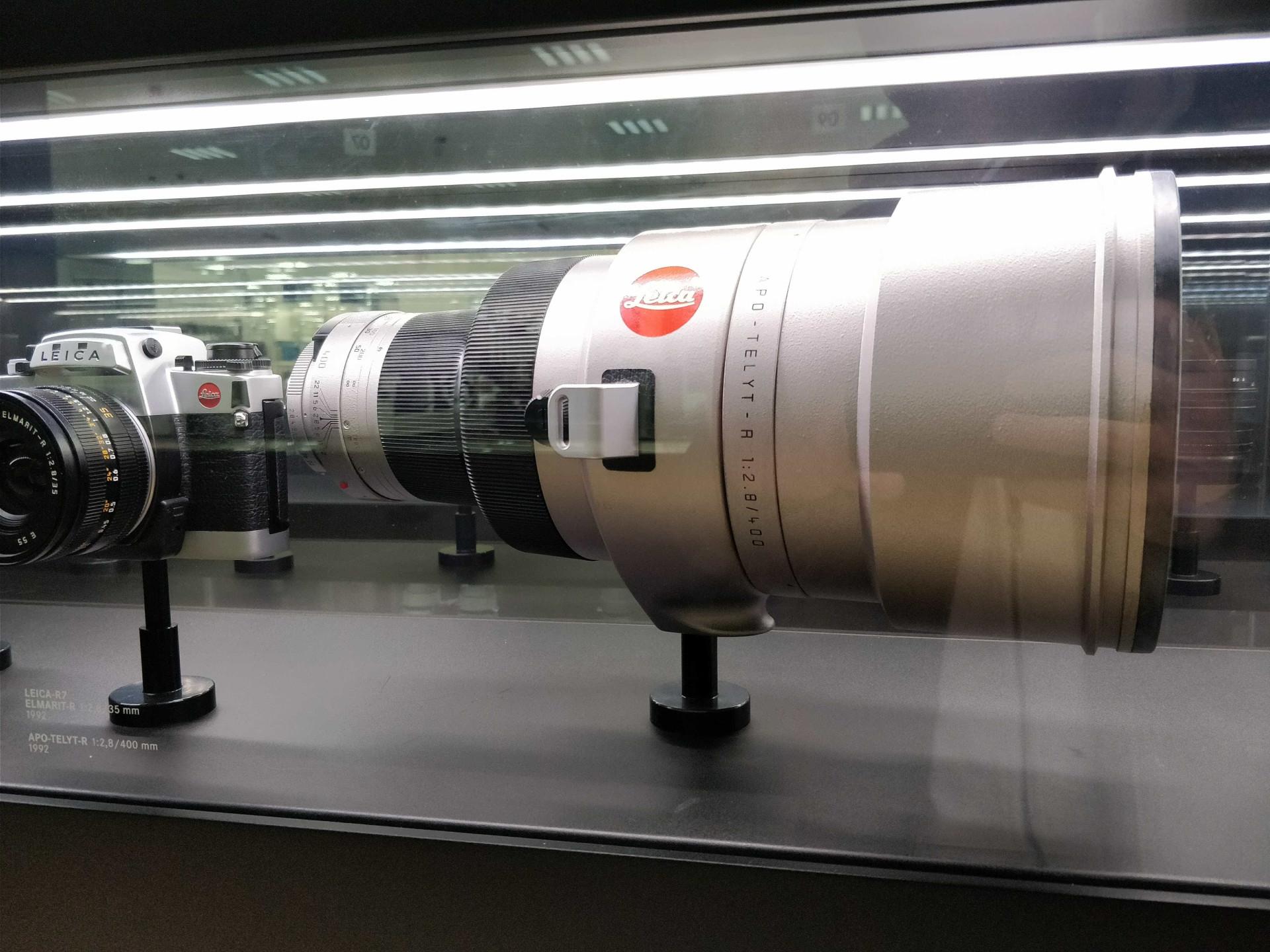 Visitámos a sede da Leica na Alemanha. Veja as imagens