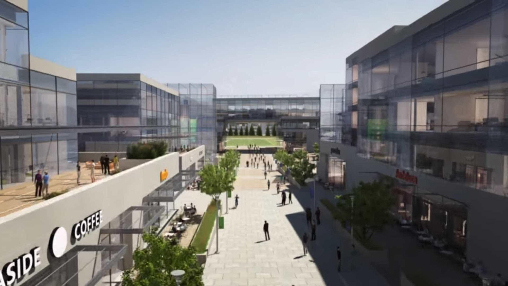 A Microsoft quer modernizar a sua 'casa'. Veja os planos da nova sede