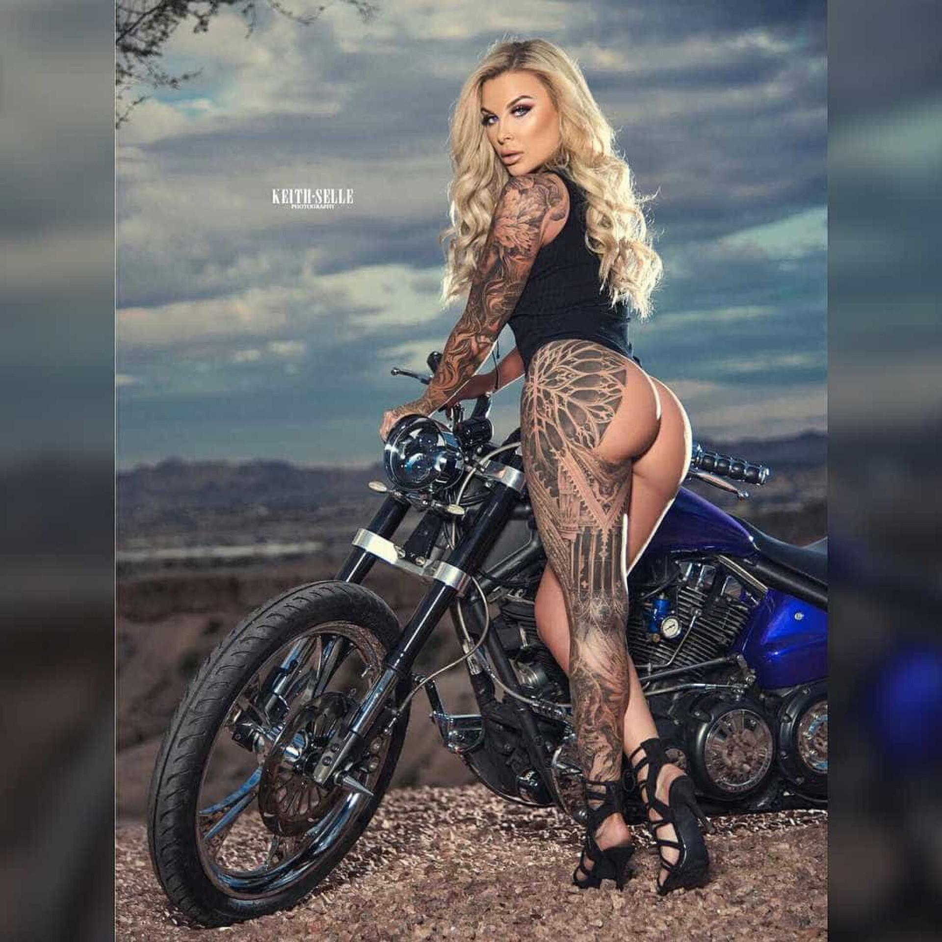 Elie Rayne: A loira mais cobiçada em Las Vegas