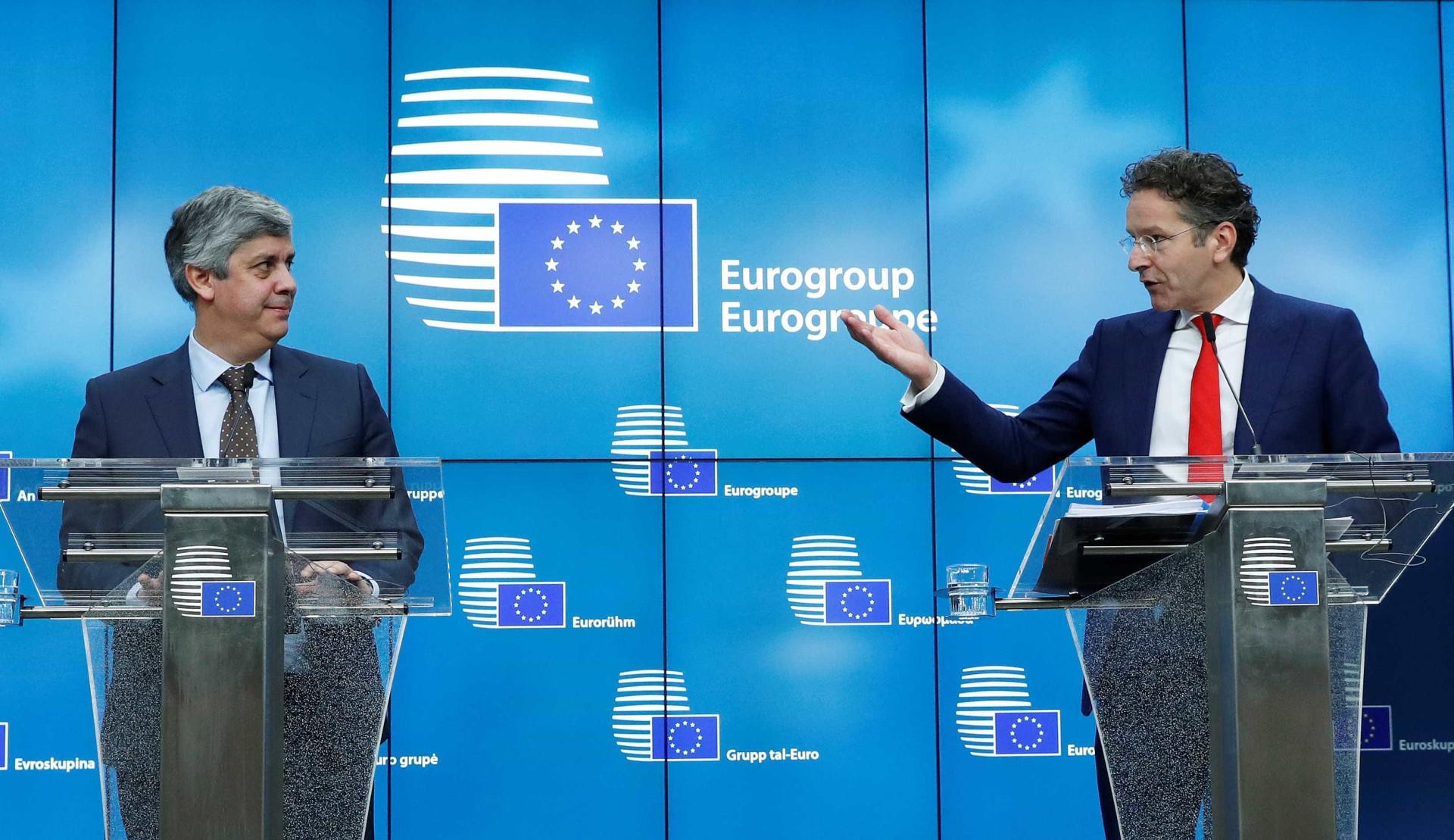 Afinal, é verdade. O 'CR7 das Finanças' chegou mesmo a líder do Eurogrupo