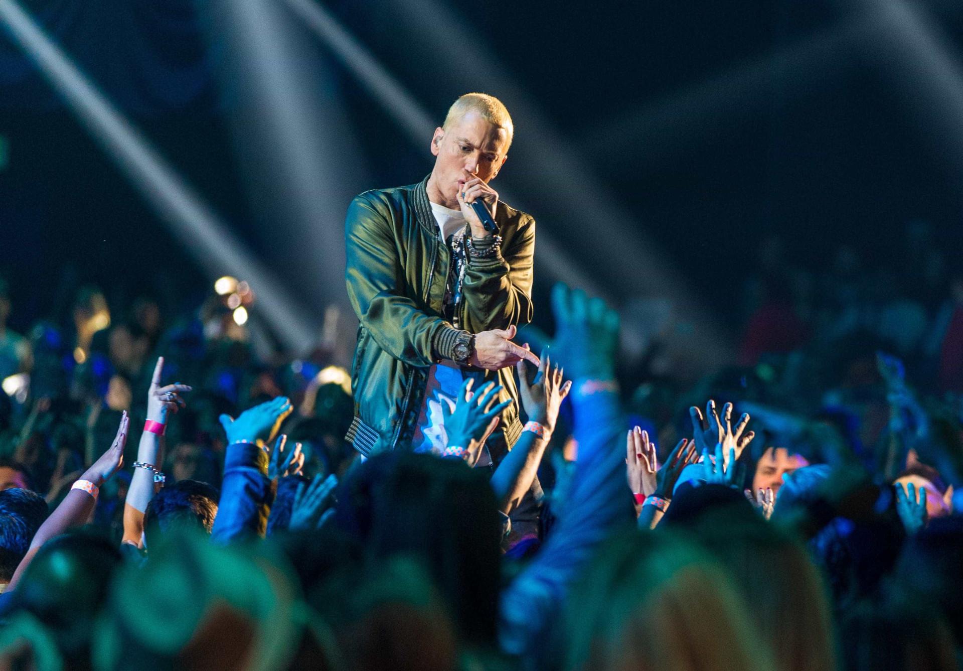 Tudo o que não sabe sobre Eminem