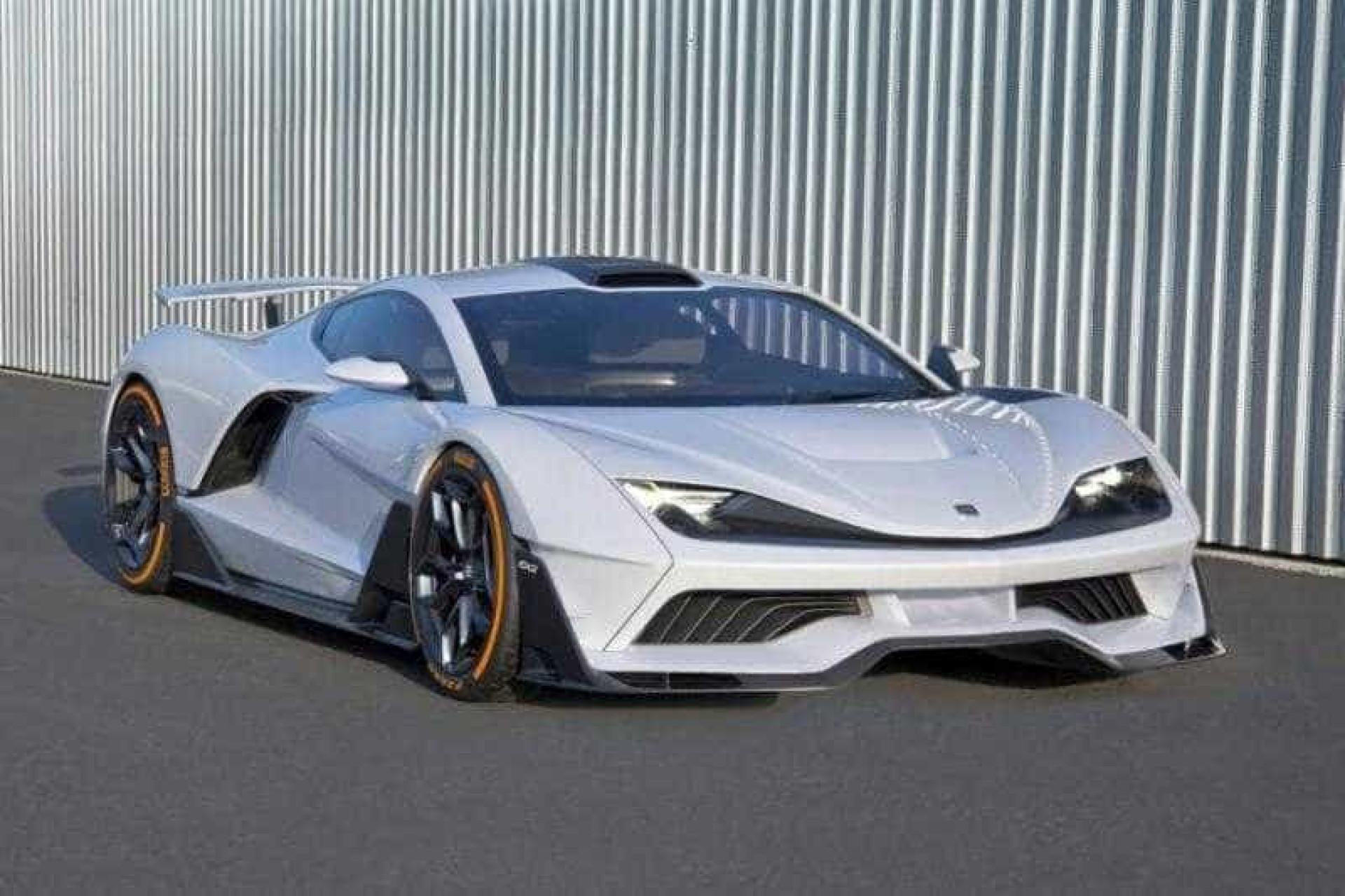 Aria FXE: Um supercarro, híbrido, com mais 'cavalos' que a sua imaginação