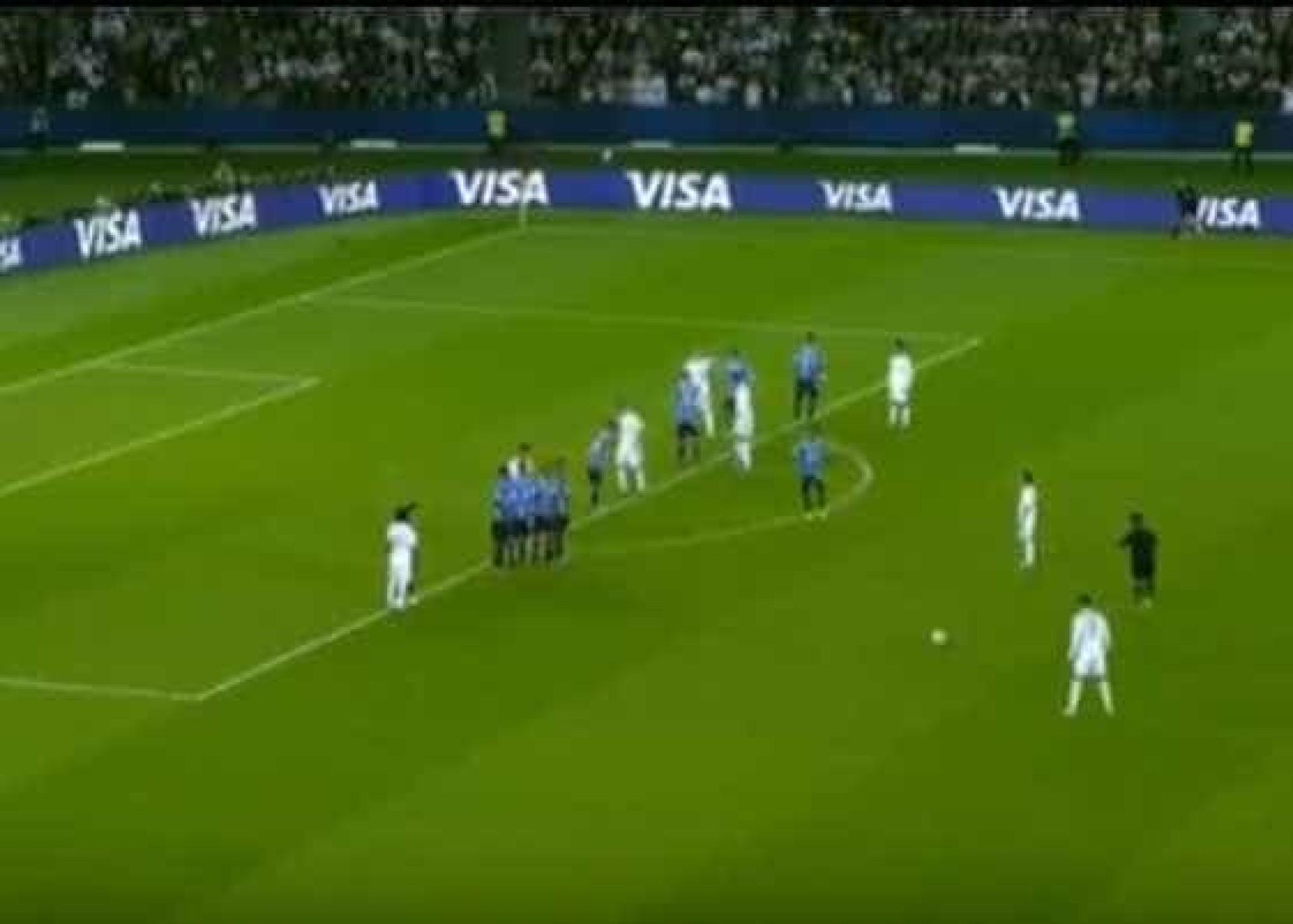 Ronaldo voltou a marcar no Mundial de Clubes e fê-lo de forma exímia