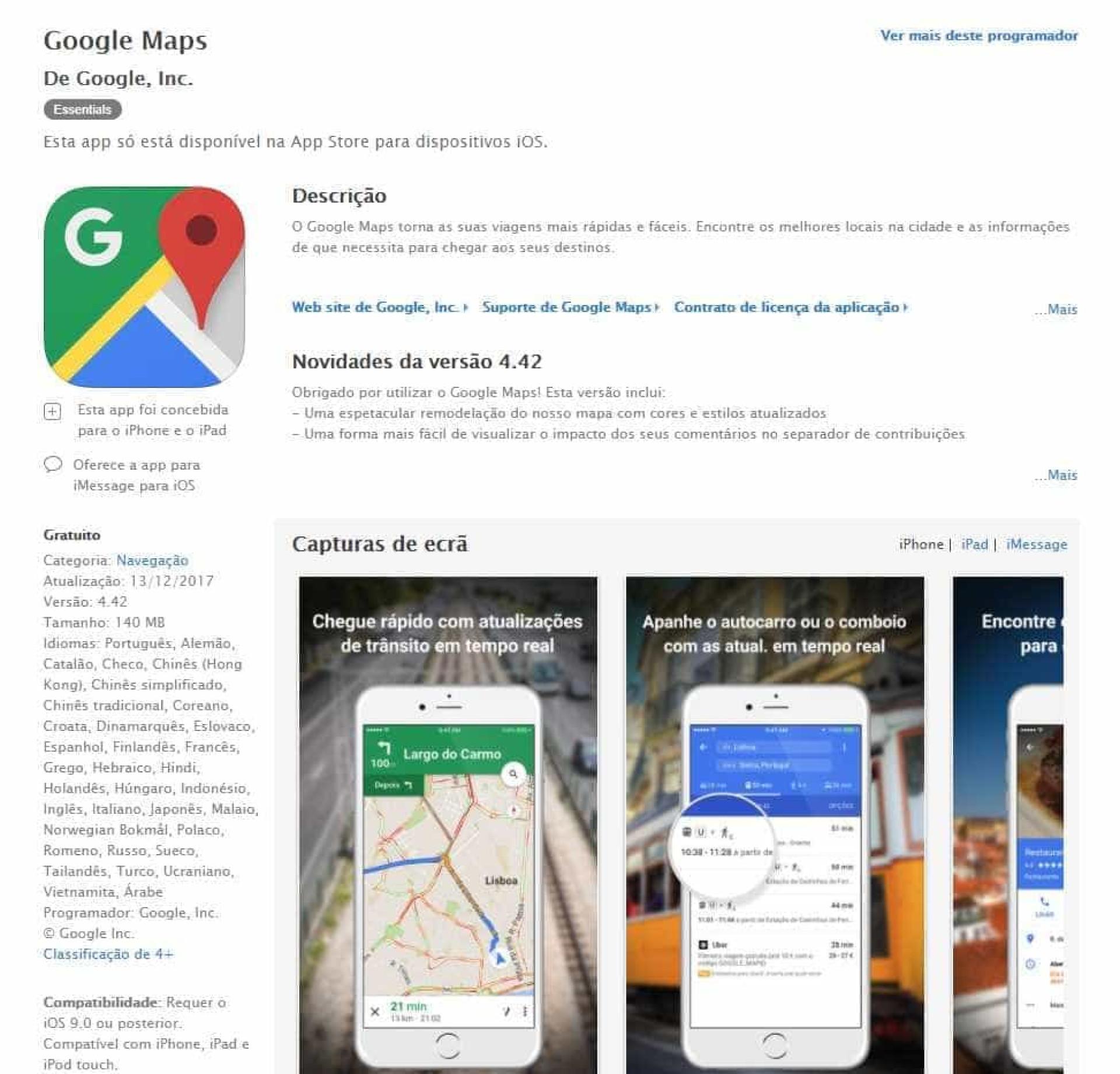 As apps que deve instalar no seu novo iPhone